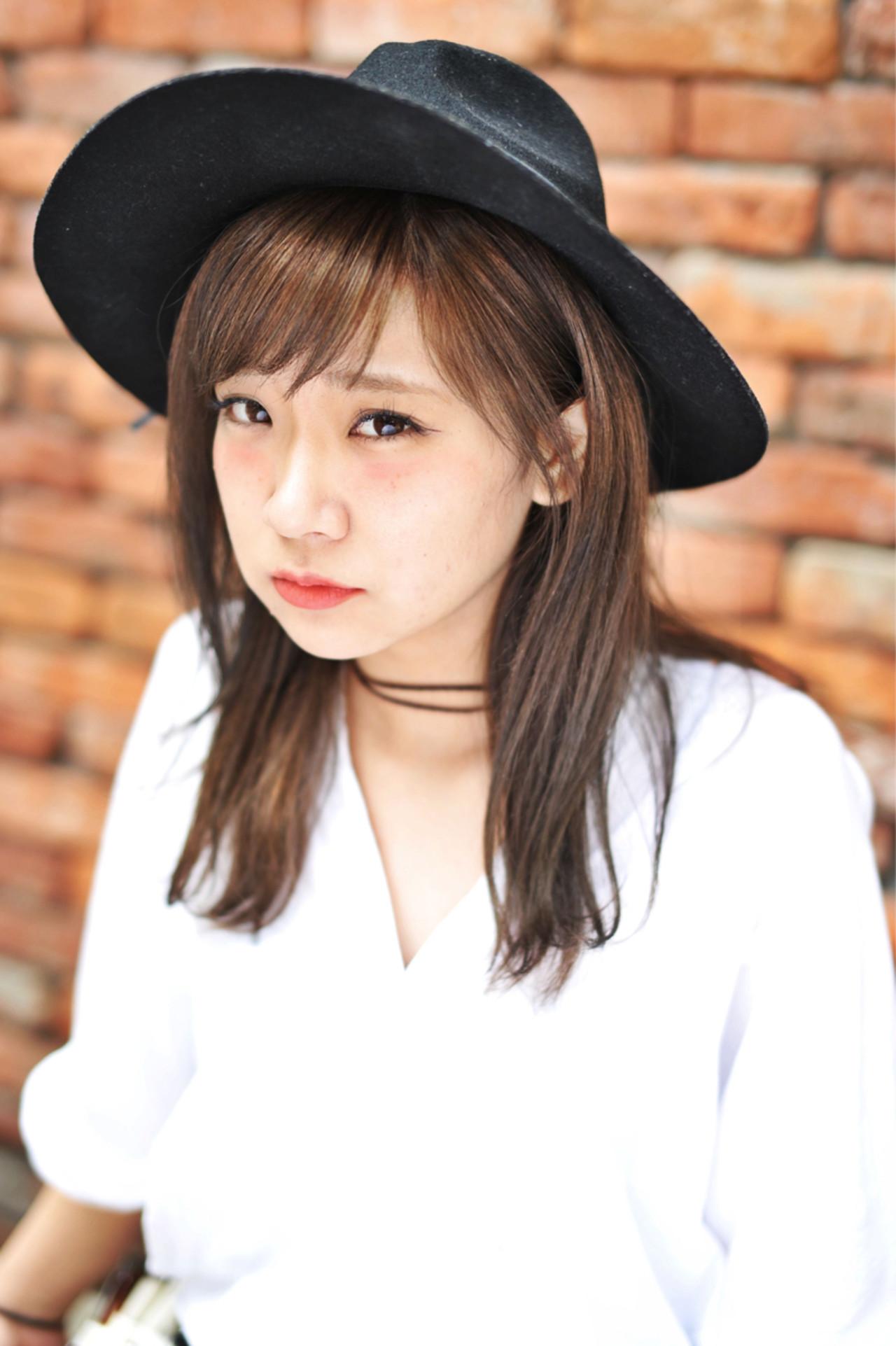簡単ヘアアレンジ 色気 暗髪 ストリート ヘアスタイルや髪型の写真・画像 | 佐伯仁 / Cielo