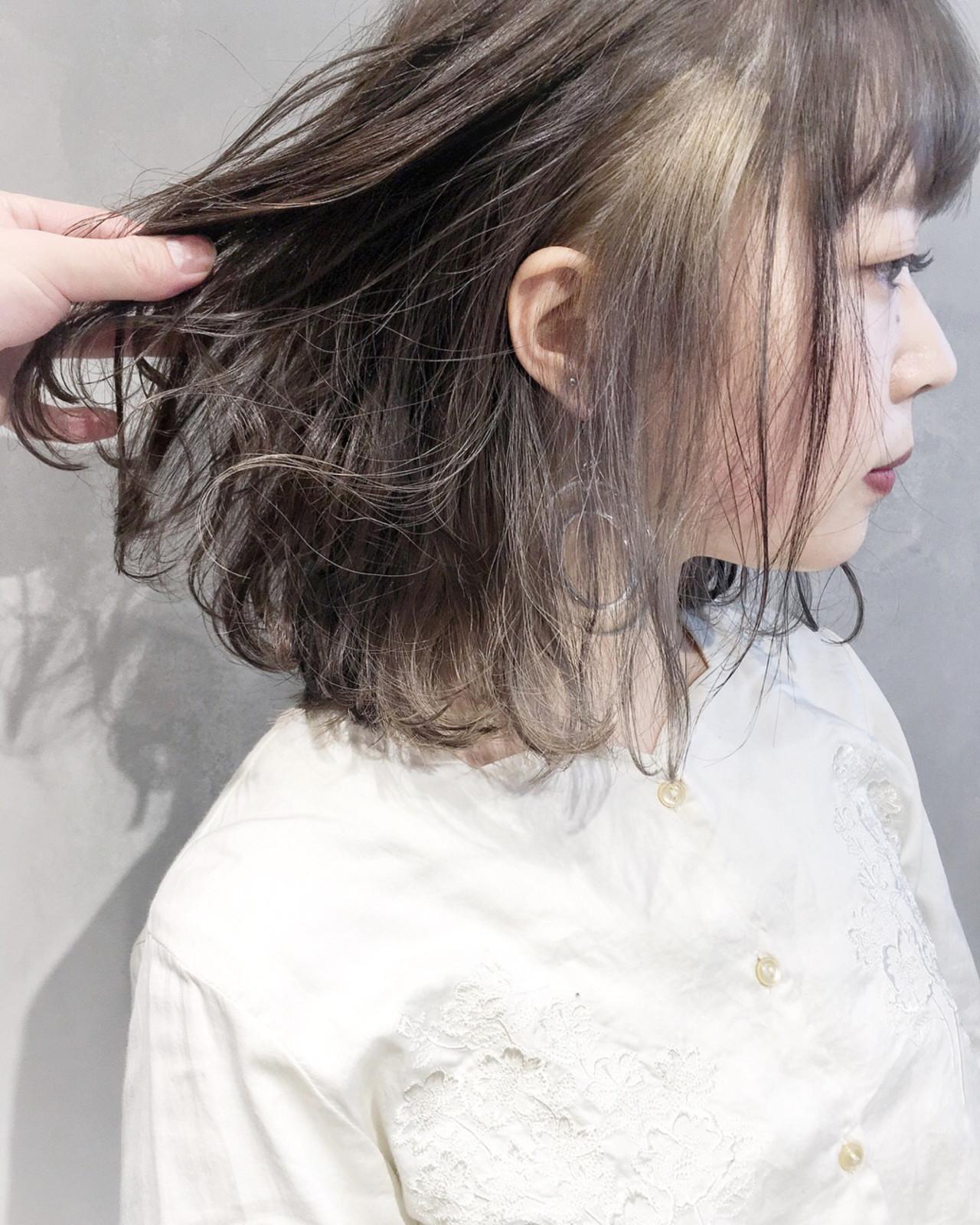 大人女子 色気 こなれ感 透明感 ヘアスタイルや髪型の写真・画像