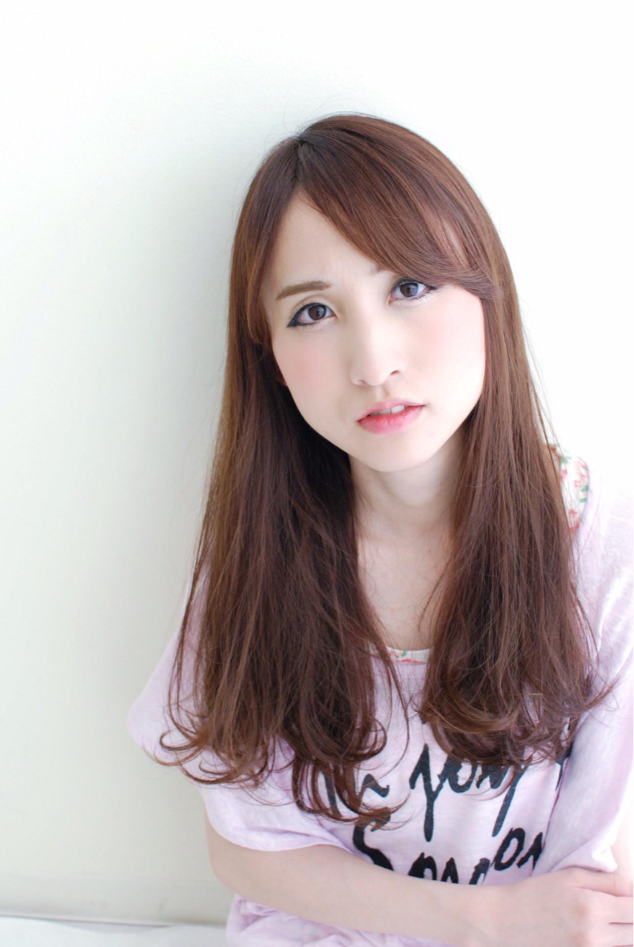 ウェーブ 艶髪 ルーズ ナチュラル ヘアスタイルや髪型の写真・画像