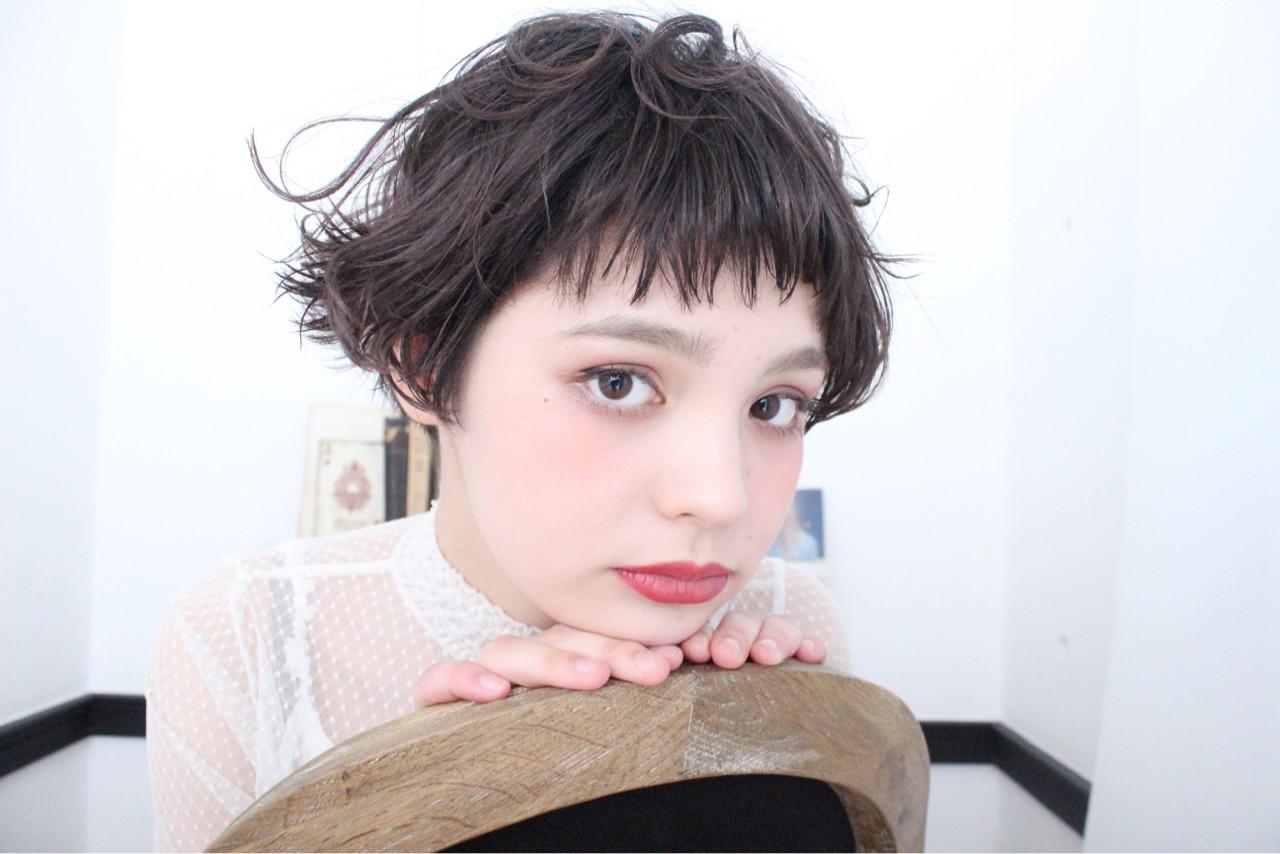 色気 外国人風 ナチュラル アッシュ ヘアスタイルや髪型の写真・画像 | 上田智久 / ooit 福岡 天神 / ooit