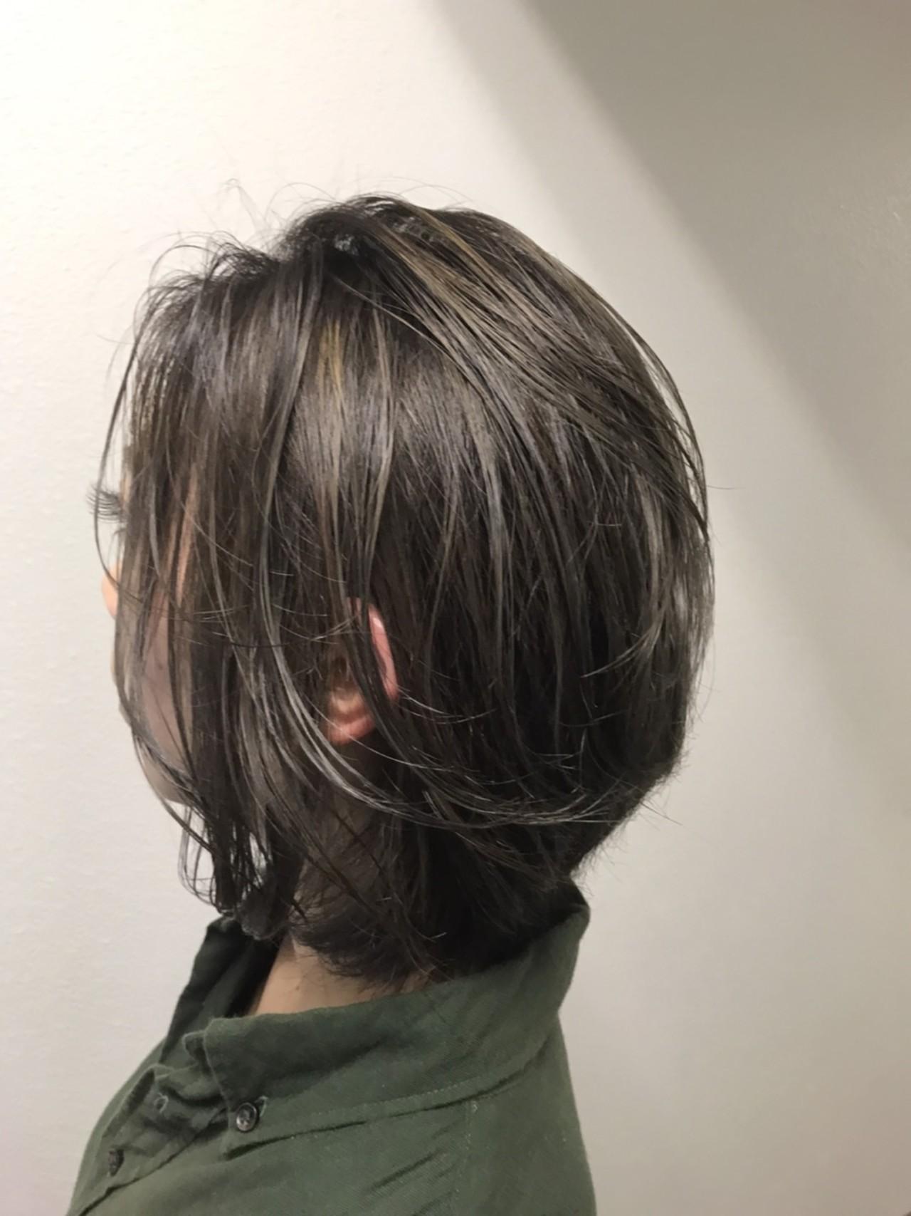 外国人風 外国人風カラー ショートボブ 大人かわいい ヘアスタイルや髪型の写真・画像