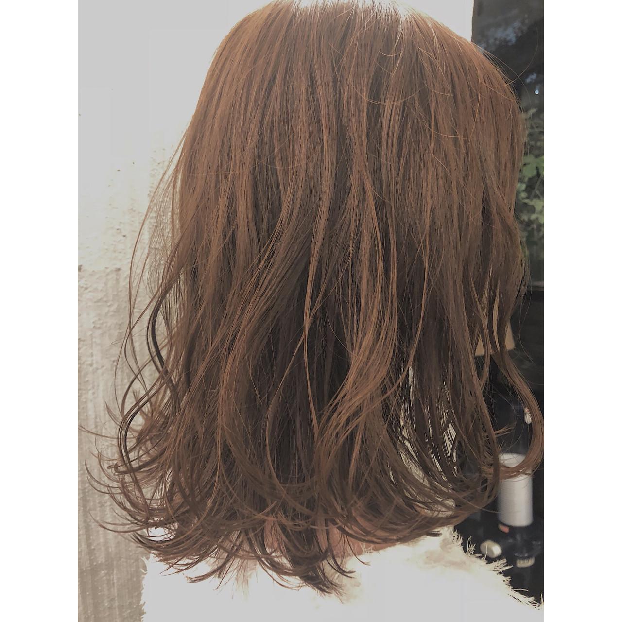 透明感 前髪あり ナチュラル ボブ ヘアスタイルや髪型の写真・画像