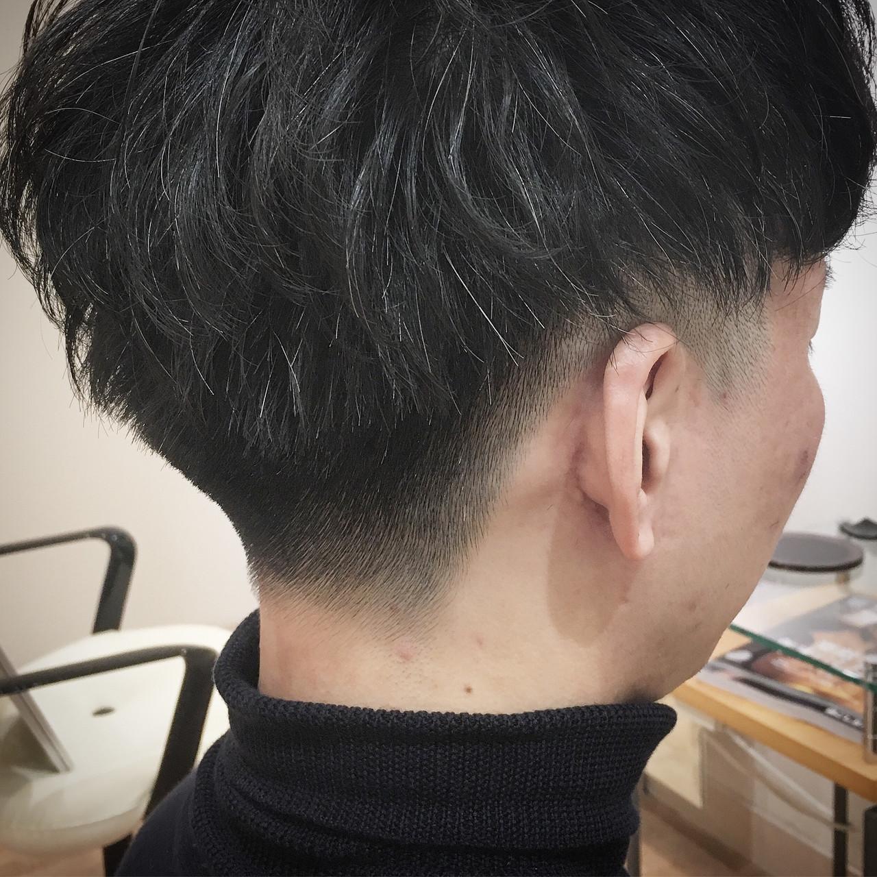 刈り上げ メンズ ショート メンズヘア ヘアスタイルや髪型の写真・画像 | 平本 詠一 / fabris