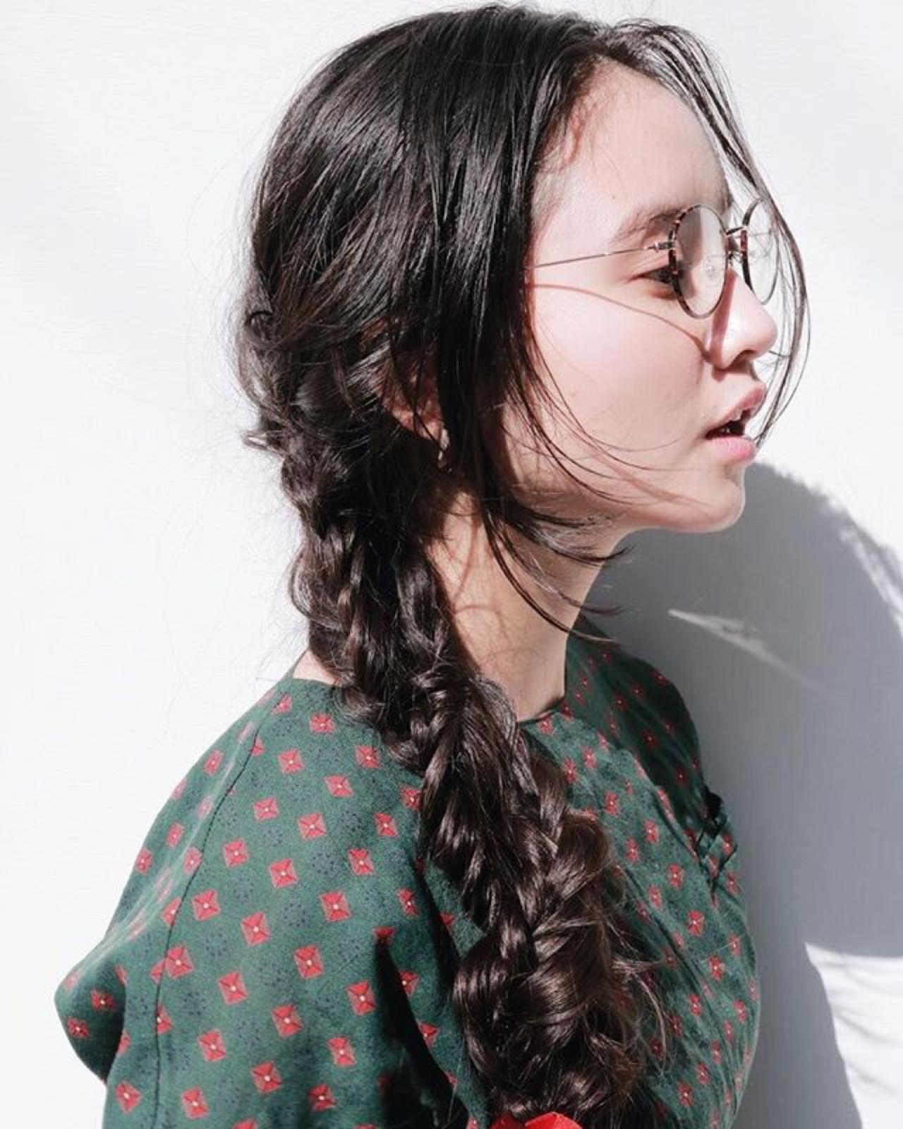 パーティ 大人女子 ヘアアレンジ ロング ヘアスタイルや髪型の写真・画像