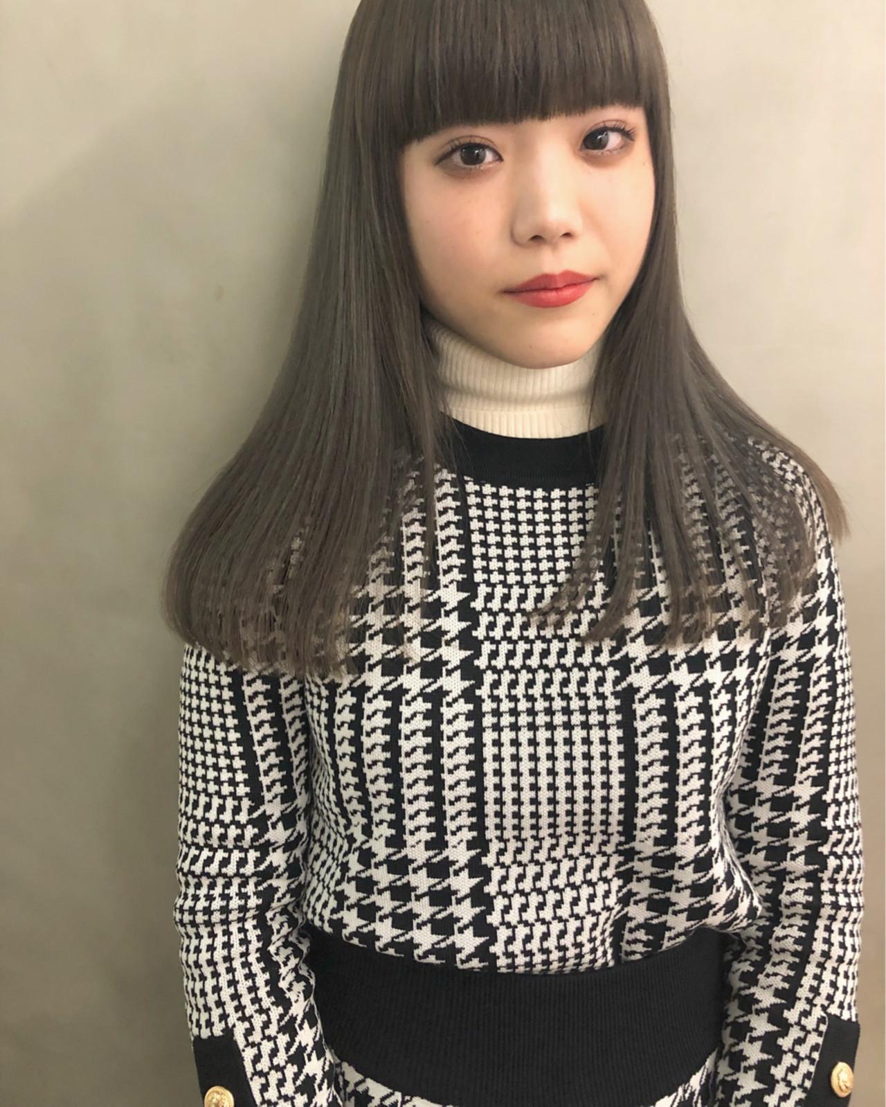 簡単ヘアアレンジ ナチュラル オフィス デート ヘアスタイルや髪型の写真・画像 | 野田和宏 / PARKiiiNG