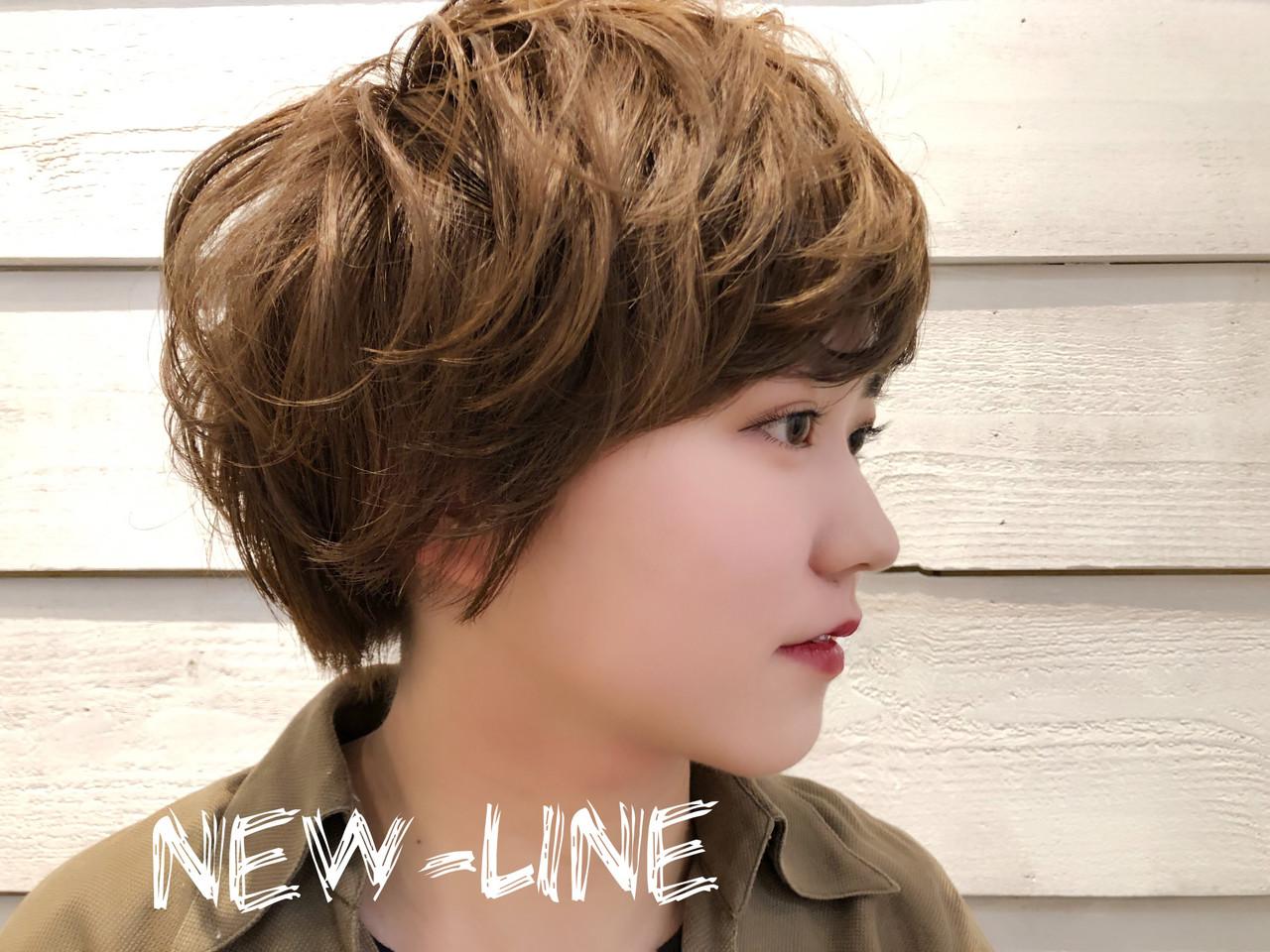 ベージュ 外国人風カラー 3Dハイライト ヘアアレンジ ヘアスタイルや髪型の写真・画像