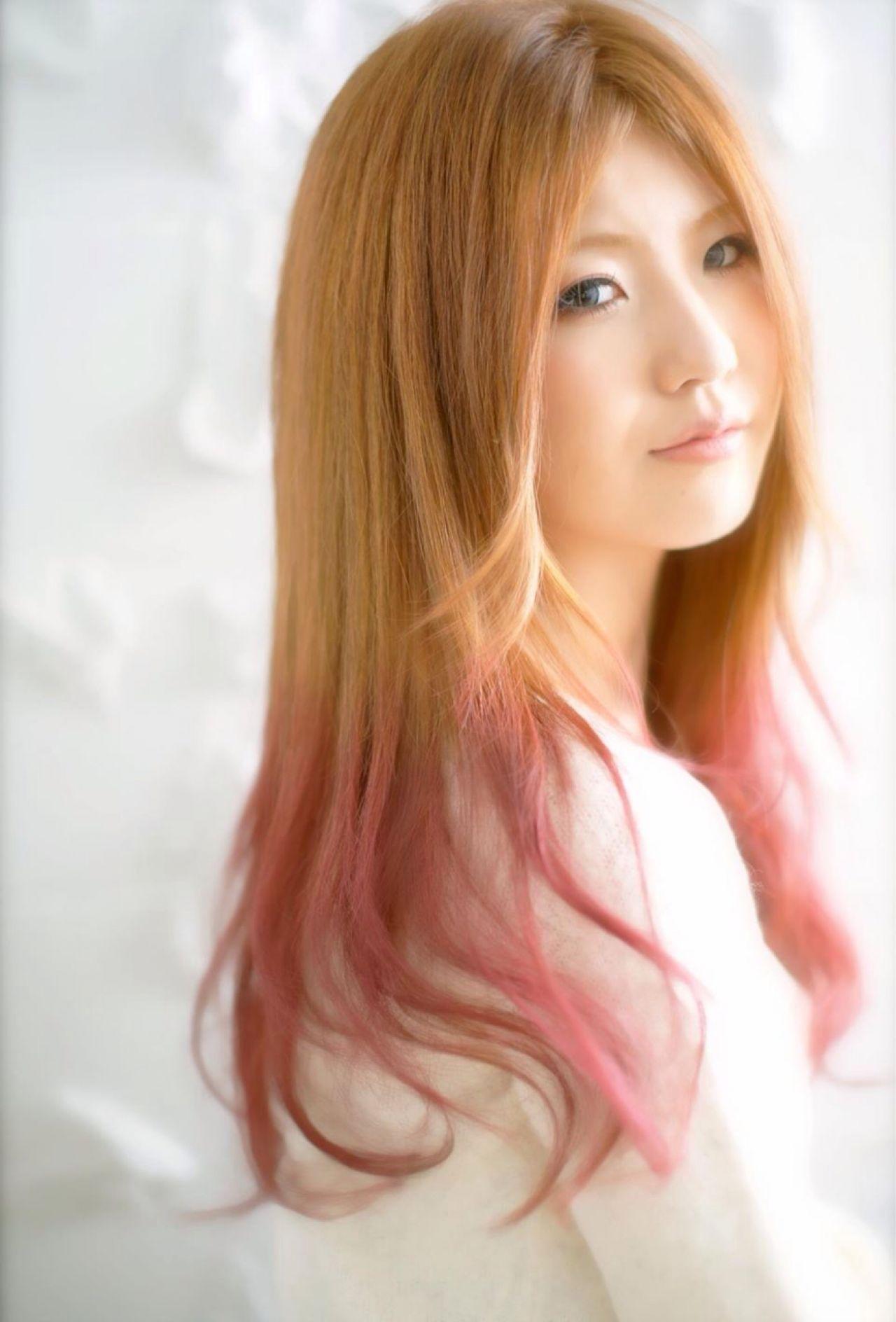 ガーリー 渋谷系 ストリート モテ髪 ヘアスタイルや髪型の写真・画像