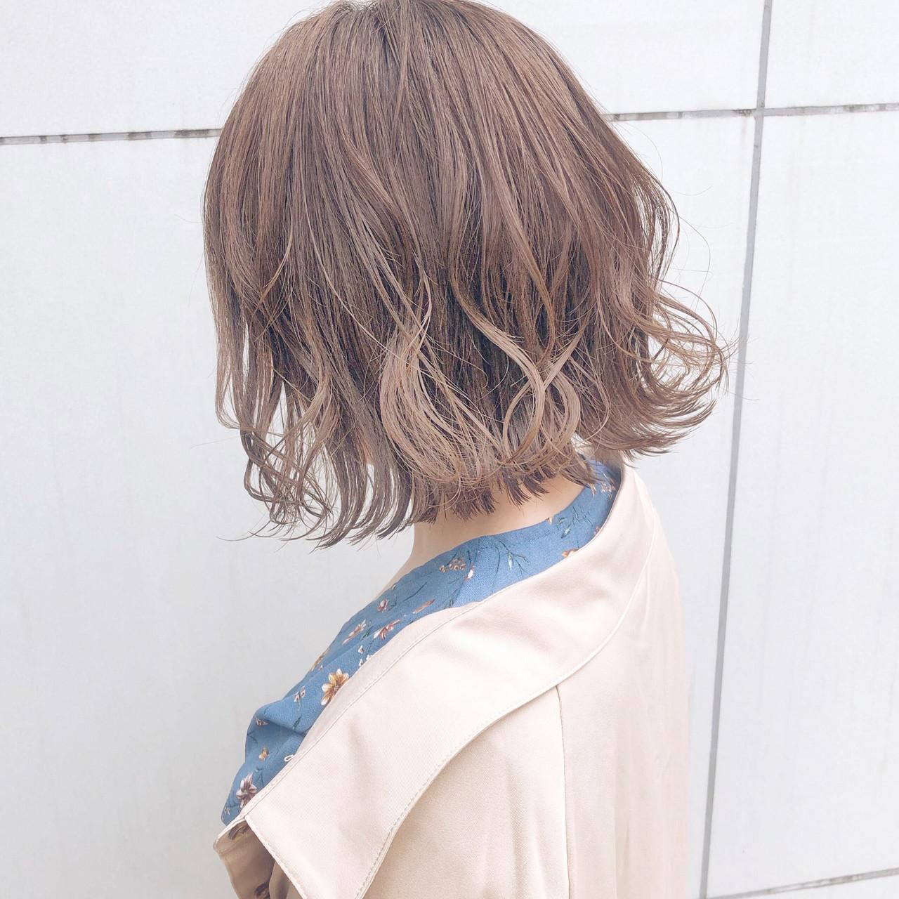 ヘアアレンジ 結婚式 パーマ ボブ ヘアスタイルや髪型の写真・画像 | 『ボブ美容師』永田邦彦 表参道 / send by HAIR