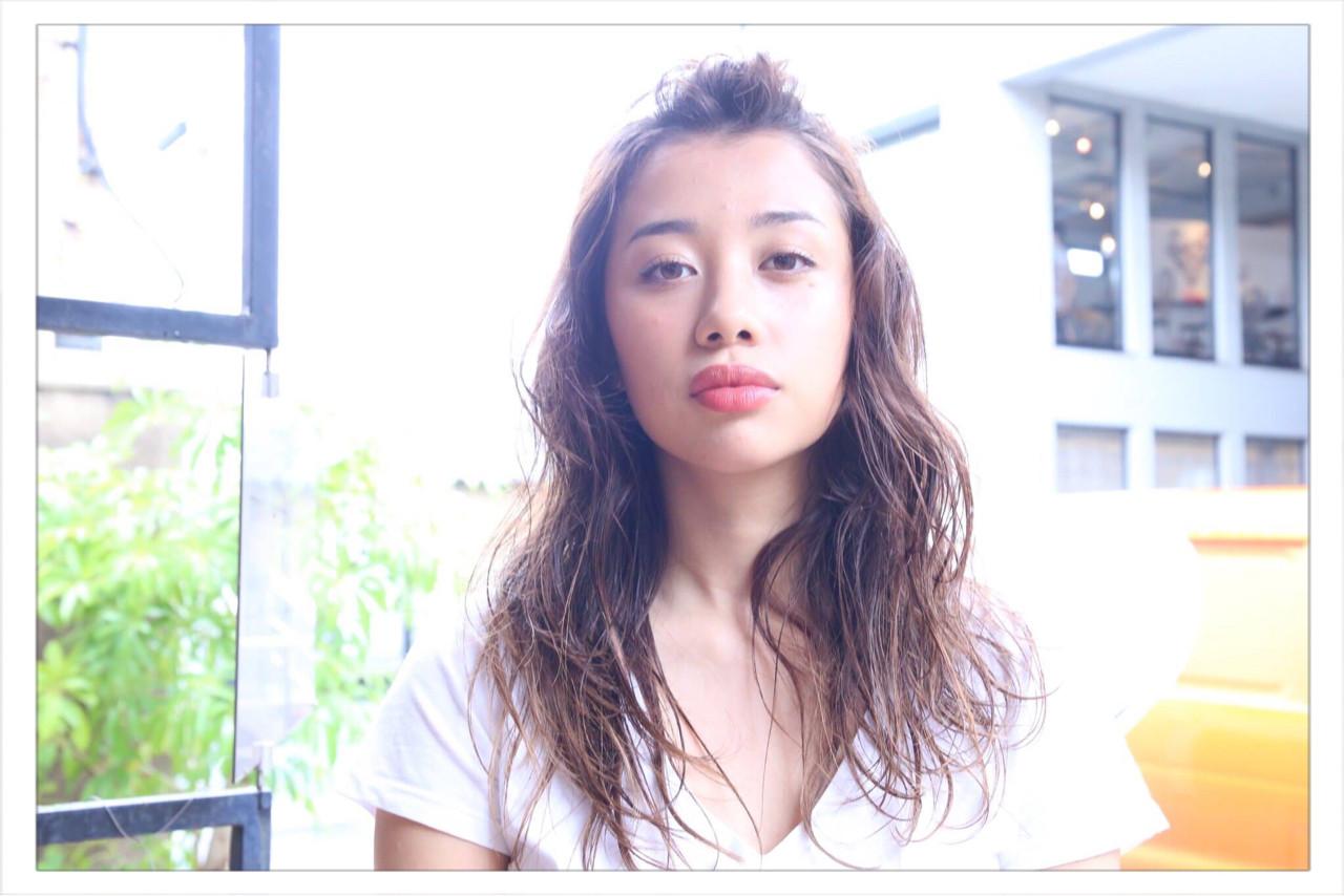 外国人風 大人女子 ショート 簡単ヘアアレンジ ヘアスタイルや髪型の写真・画像