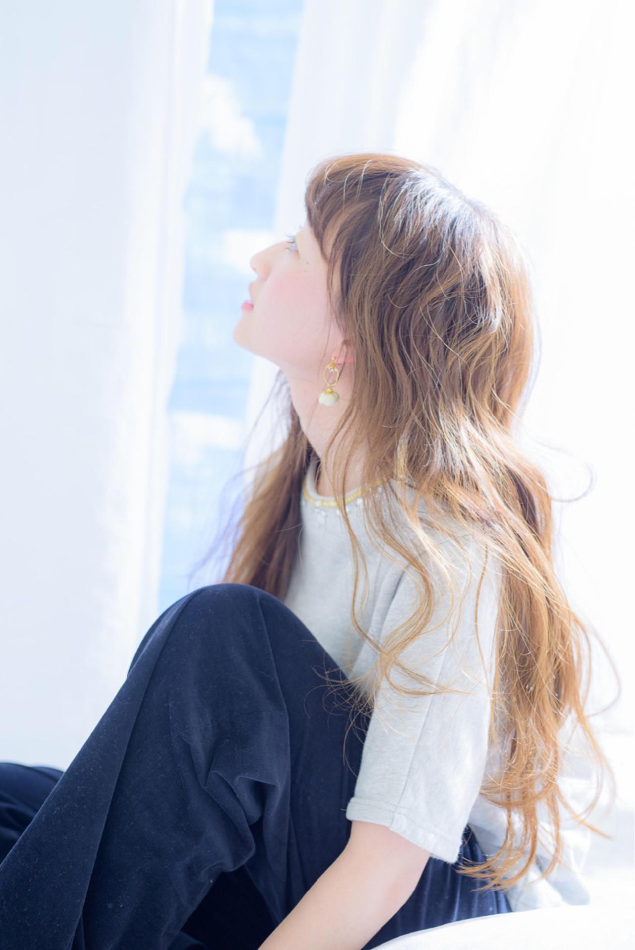 ハイライト パーマ アッシュ 外国人風 ヘアスタイルや髪型の写真・画像 | 東 和樹 / Neolive square