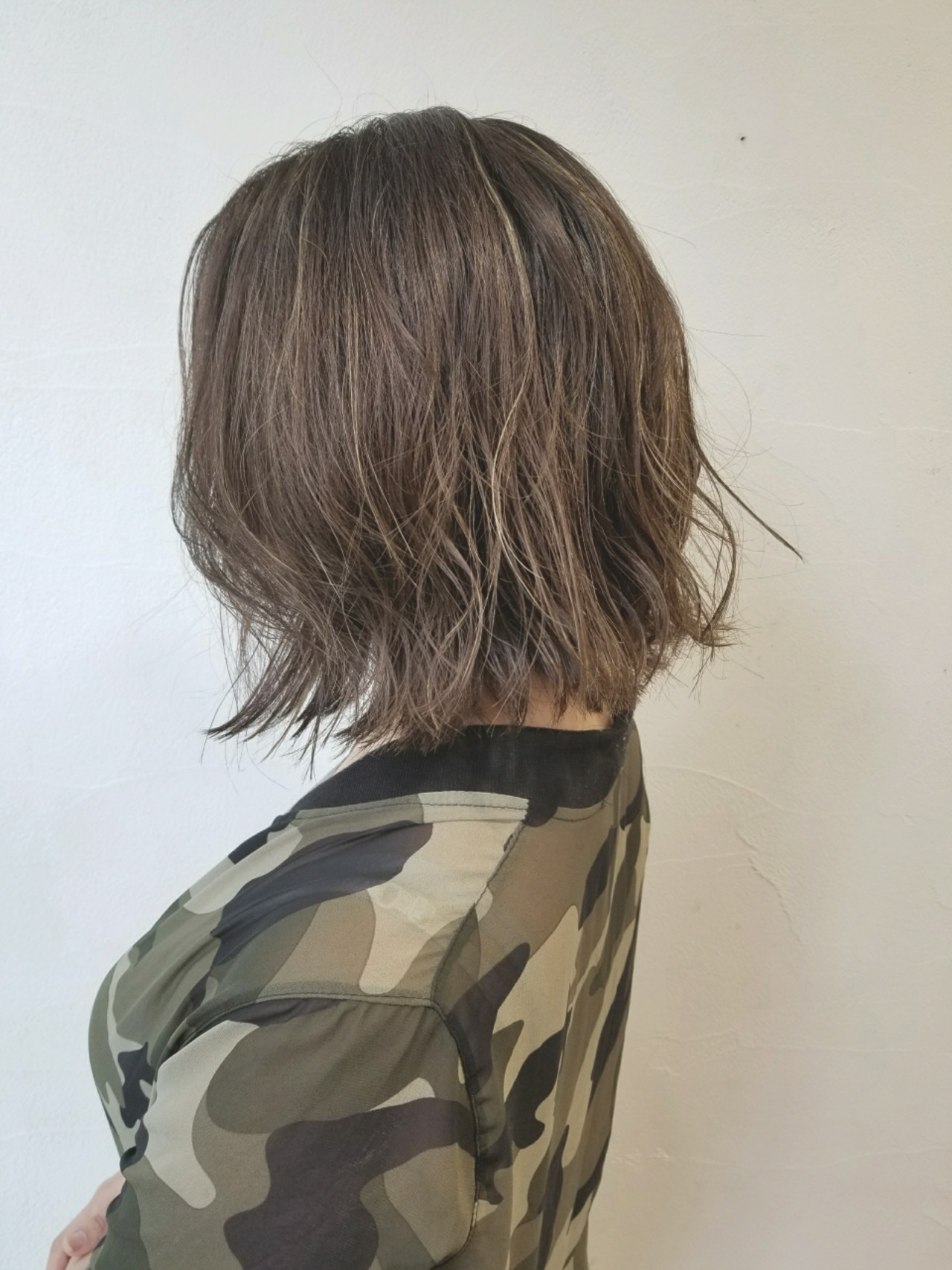 外国人風 ナチュラル 冬 ハイライト ヘアスタイルや髪型の写真・画像   川田 義人 GREEK hairdesign / GREEK  hairdesign【グリーク】
