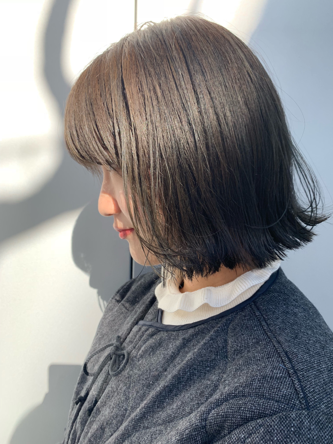 ボブ デート ヘアアレンジ 簡単ヘアアレンジ ヘアスタイルや髪型の写真・画像