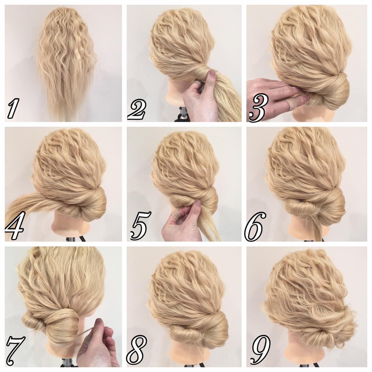 ゆるふわ ヘアアレンジ ロング 波ウェーブ ヘアスタイルや髪型の写真・画像 | 木村 達沖 / Lacisa