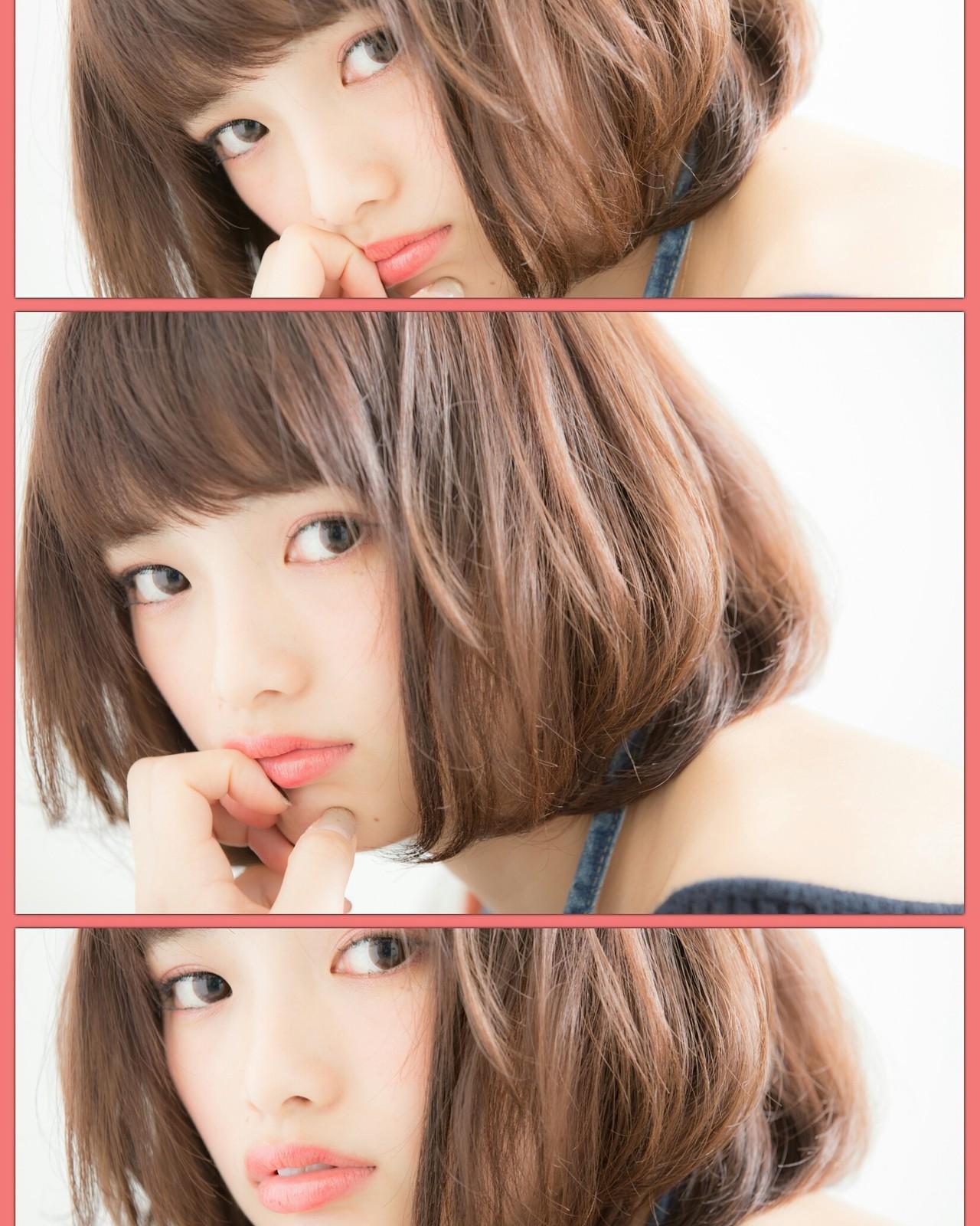 デジタルパーマ パーマ ゆるふわ  ヘアスタイルや髪型の写真・画像 | 小松 雄太 / Euphoria SHIBUYA GRANDE
