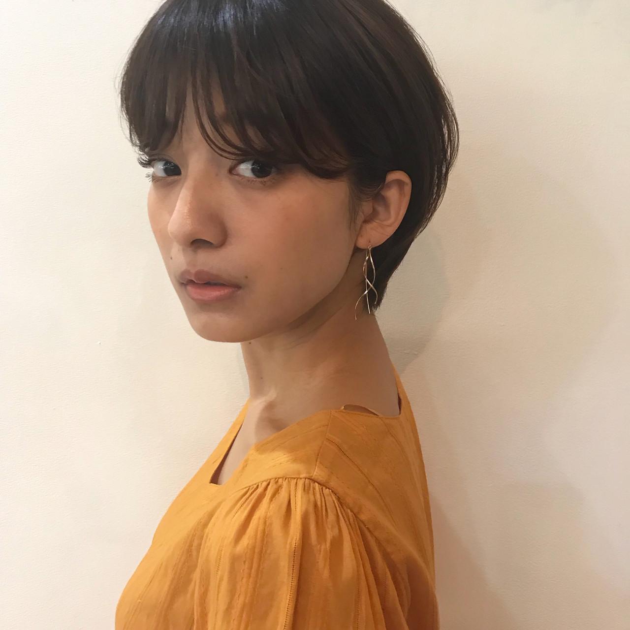 スポーツ フェミニン エフォートレス ナチュラル ヘアスタイルや髪型の写真・画像