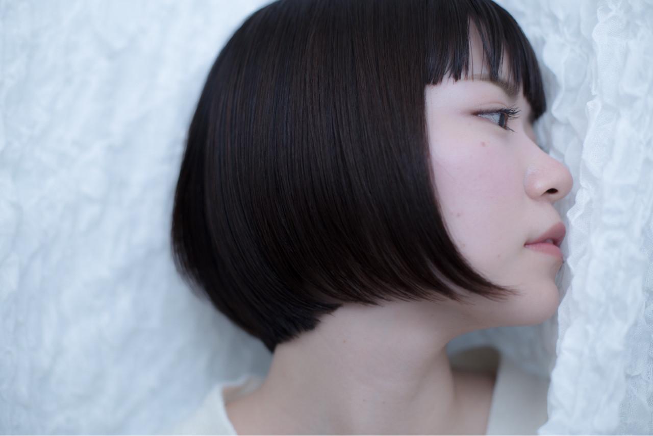 ショート ショートボブ 大人女子 ボブ ヘアスタイルや髪型の写真・画像   中山大地 / MONARUDA/モナルダ