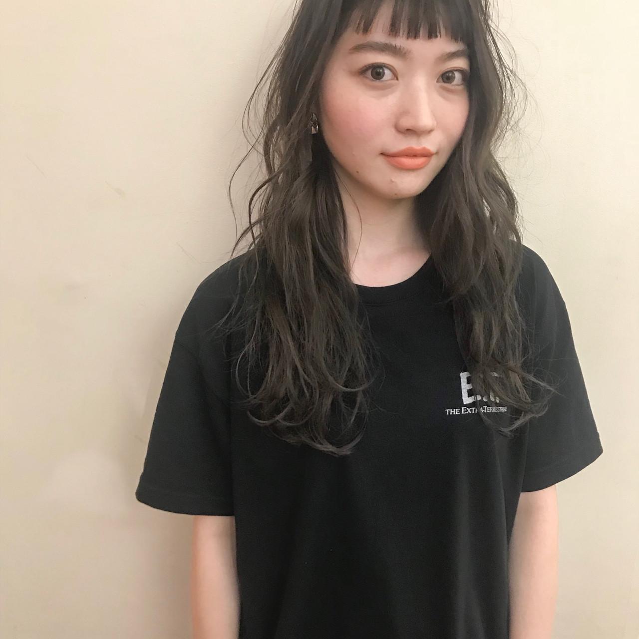 ヘアアレンジ デート ロング 夏 ヘアスタイルや髪型の写真・画像 | yumiko/sapporoSKNOW / SKNOW