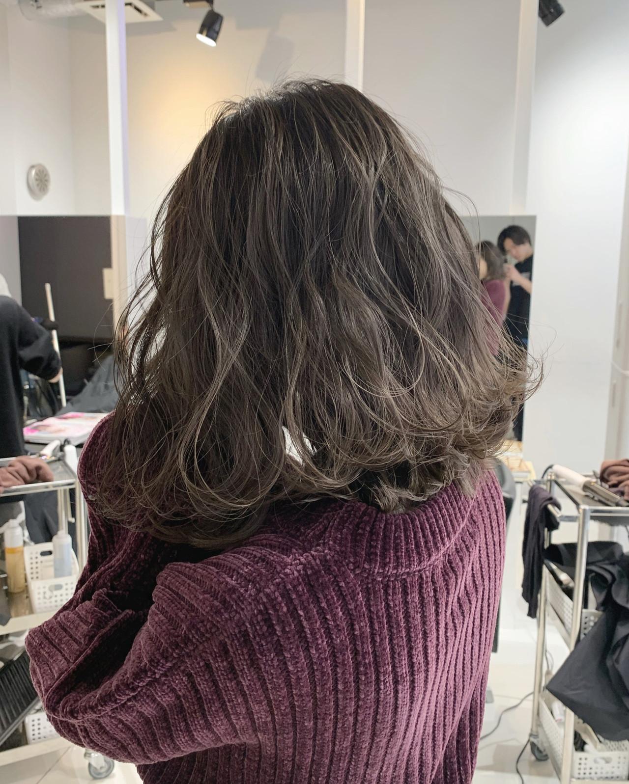 切りっぱなしボブ ショートヘア ナチュラル 簡単スタイリング ヘアスタイルや髪型の写真・画像