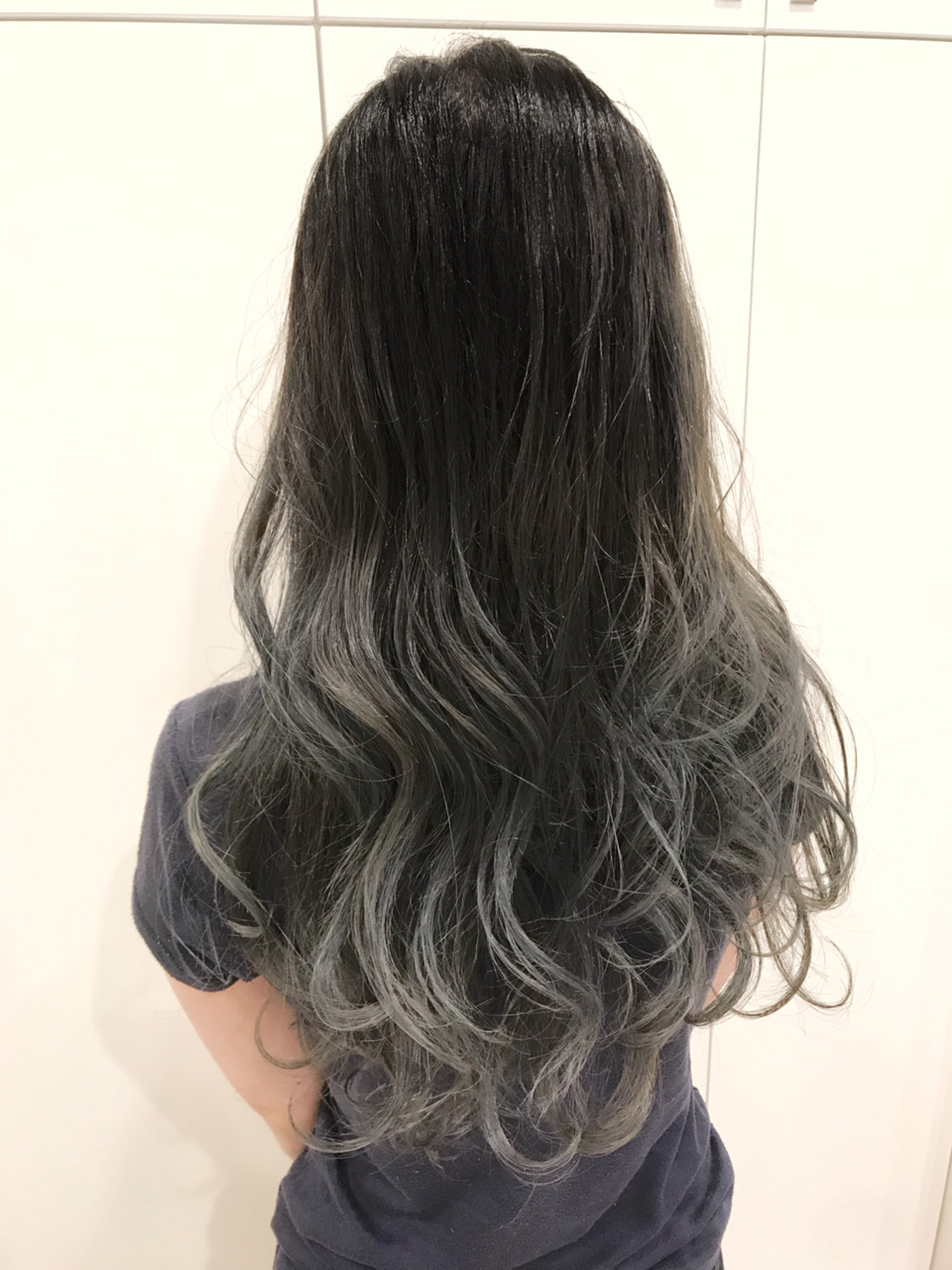 外国人風カラー ゆるふわ 外国人風 ハイライト ヘアスタイルや髪型の写真・画像   長谷川 龍太 / hair design tea