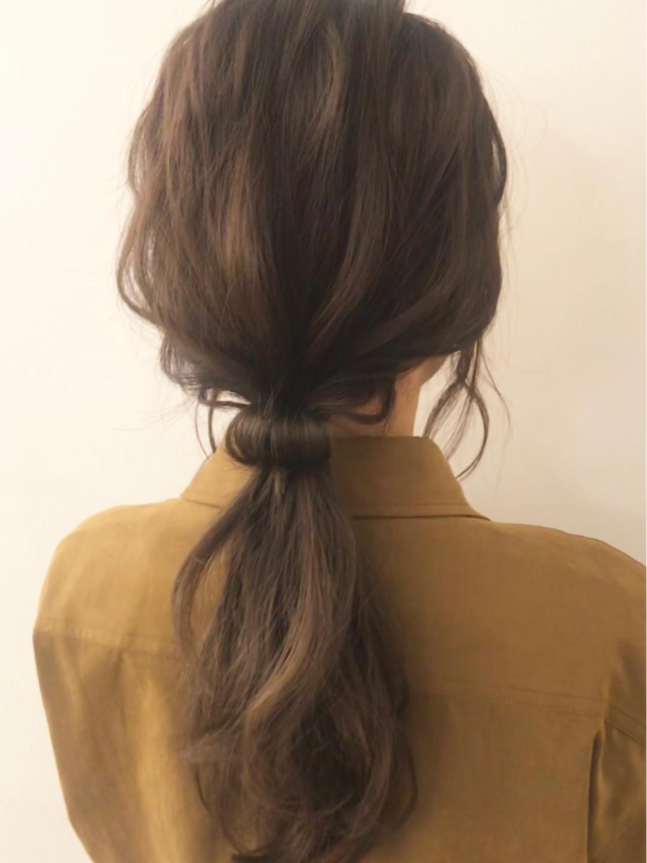 簡単ヘアアレンジ 結婚式 ロング ヘアアレンジ ヘアスタイルや髪型の写真・画像 | ヤマキタ トシキ Neolive / Neolive CiroL.