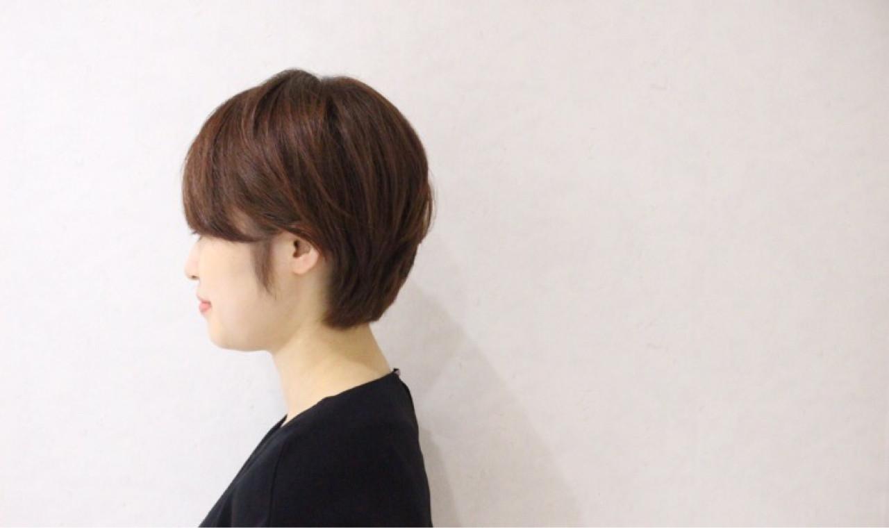 フェミニン ショート ボブ ゆるふわ ヘアスタイルや髪型の写真・画像   伊藤 貴昭 / CACINA  カシナ