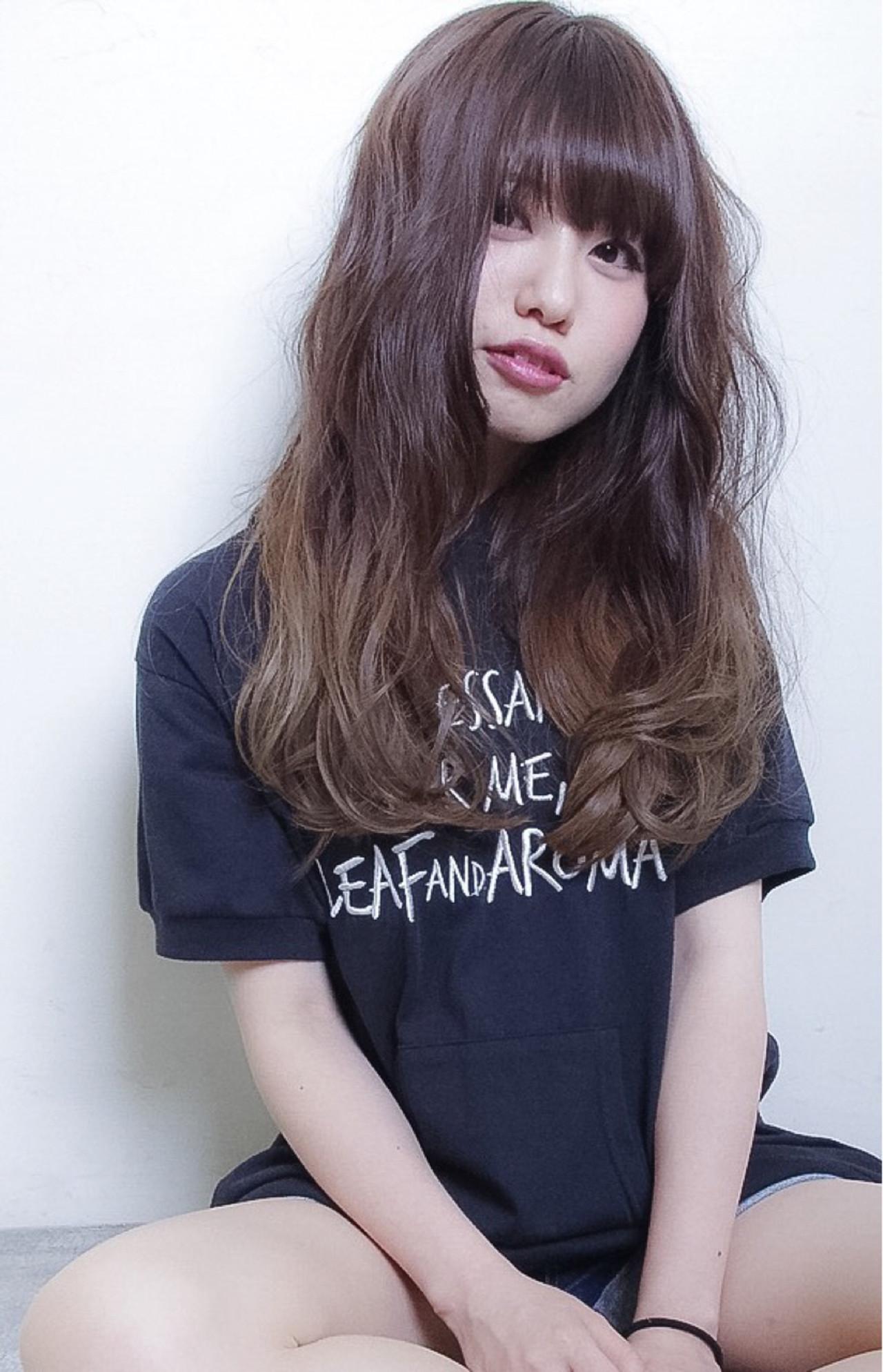 ロング アッシュ ストリート 外国人風 ヘアスタイルや髪型の写真・画像 | 瀧田 喬 / onebyoneCLACCA