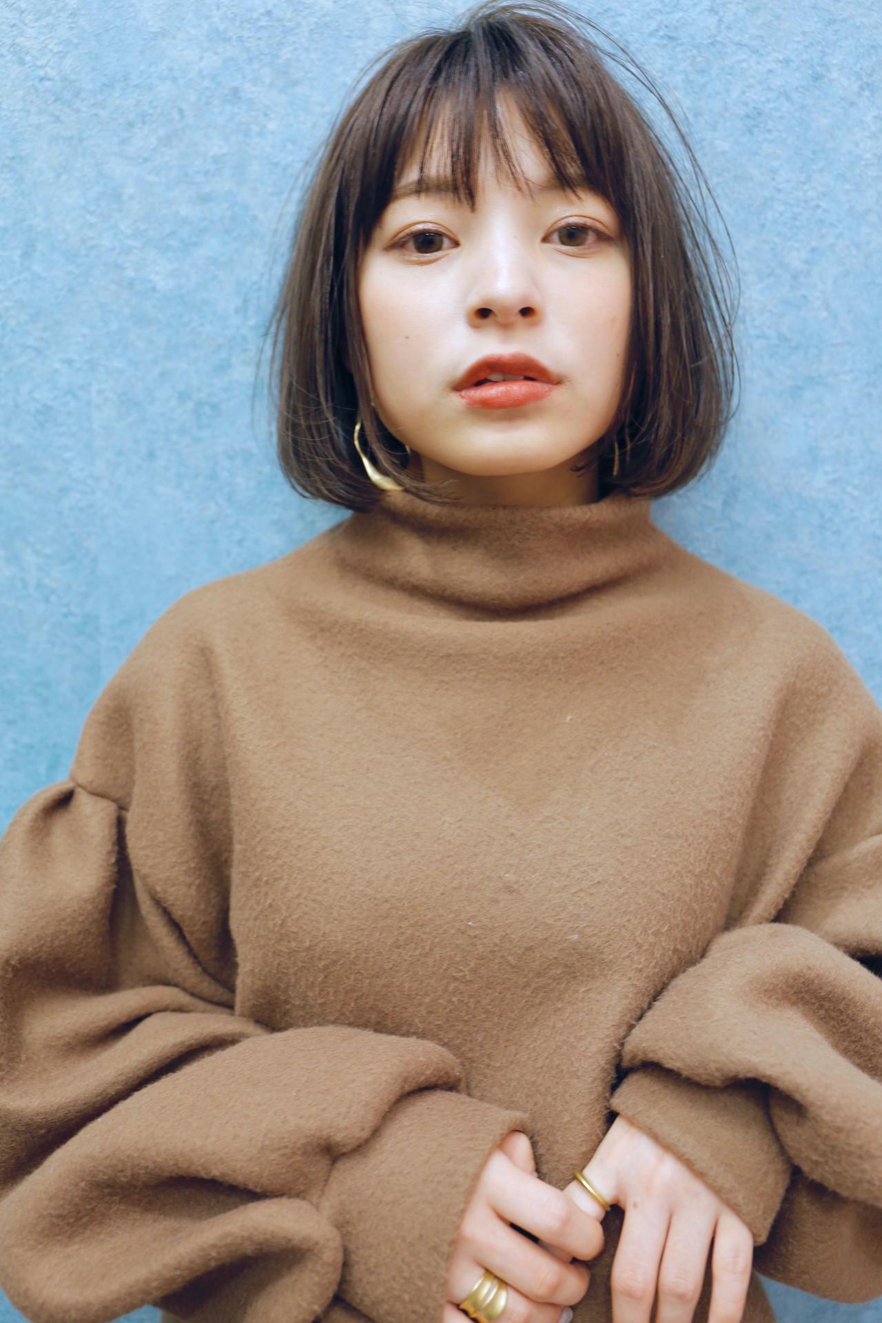 ボブ 簡単ヘアアレンジ ヘアアレンジ ナチュラル ヘアスタイルや髪型の写真・画像   Ryota Yamamoto Daisy / Daisy
