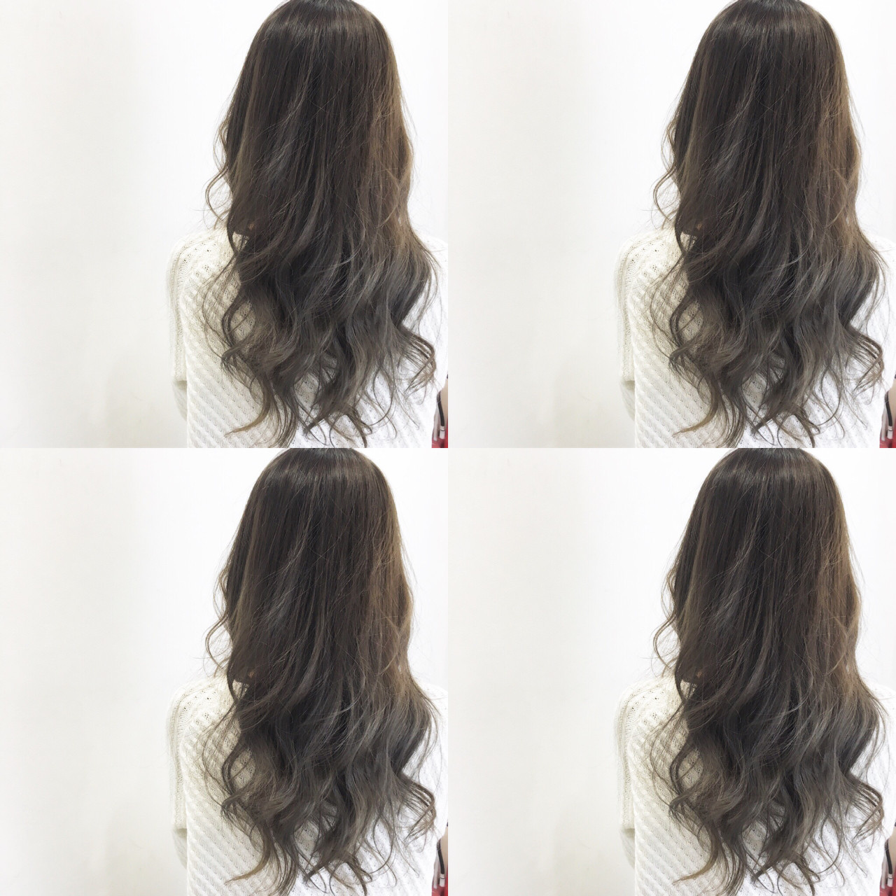 外国人風 ナチュラル グラデーションカラー ハイライト ヘアスタイルや髪型の写真・画像 | 斉藤雪乃 / CAPA秦野