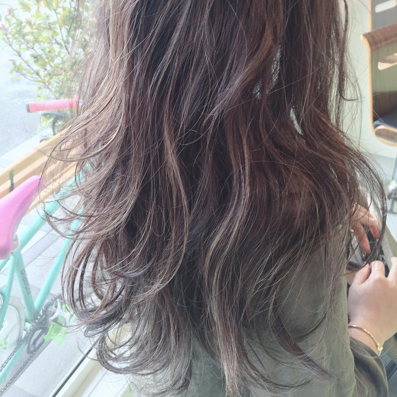 ヘアアレンジ グラデーションカラー 夏 ストリート ヘアスタイルや髪型の写真・画像 | 原木翔太 / lufun hair design  ルファン