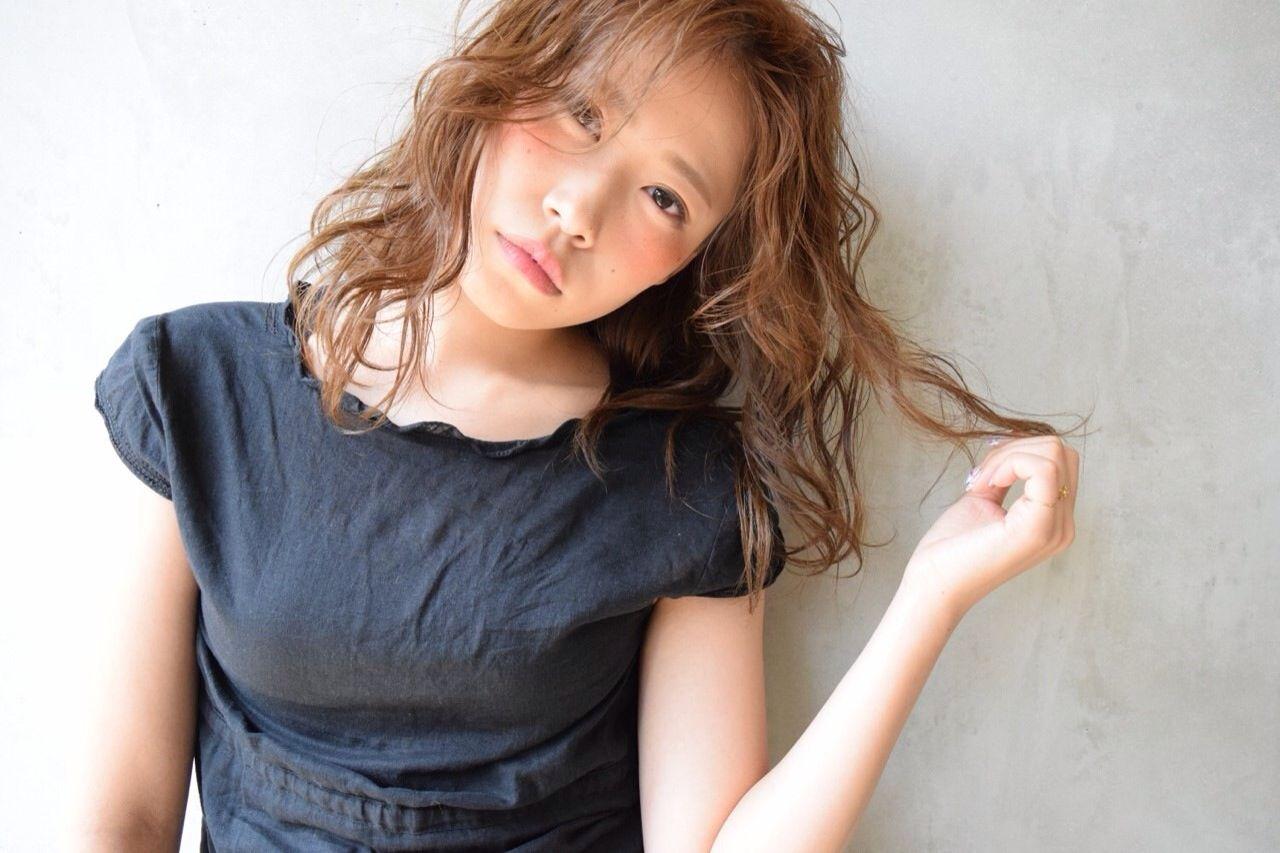 愛され フェミニン モテ髪 大人女子 ヘアスタイルや髪型の写真・画像