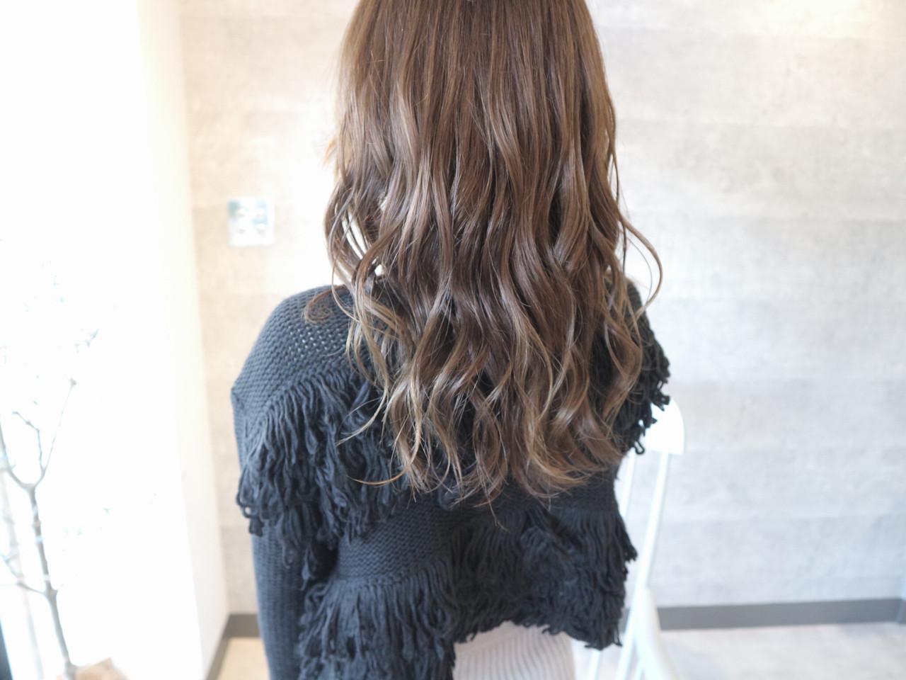 ロング パーティ アンニュイほつれヘア 結婚式 ヘアスタイルや髪型の写真・画像 | 桑村亮太/CALIF hair store / 函館/CALIF hair store/キャリフ ヘアストア