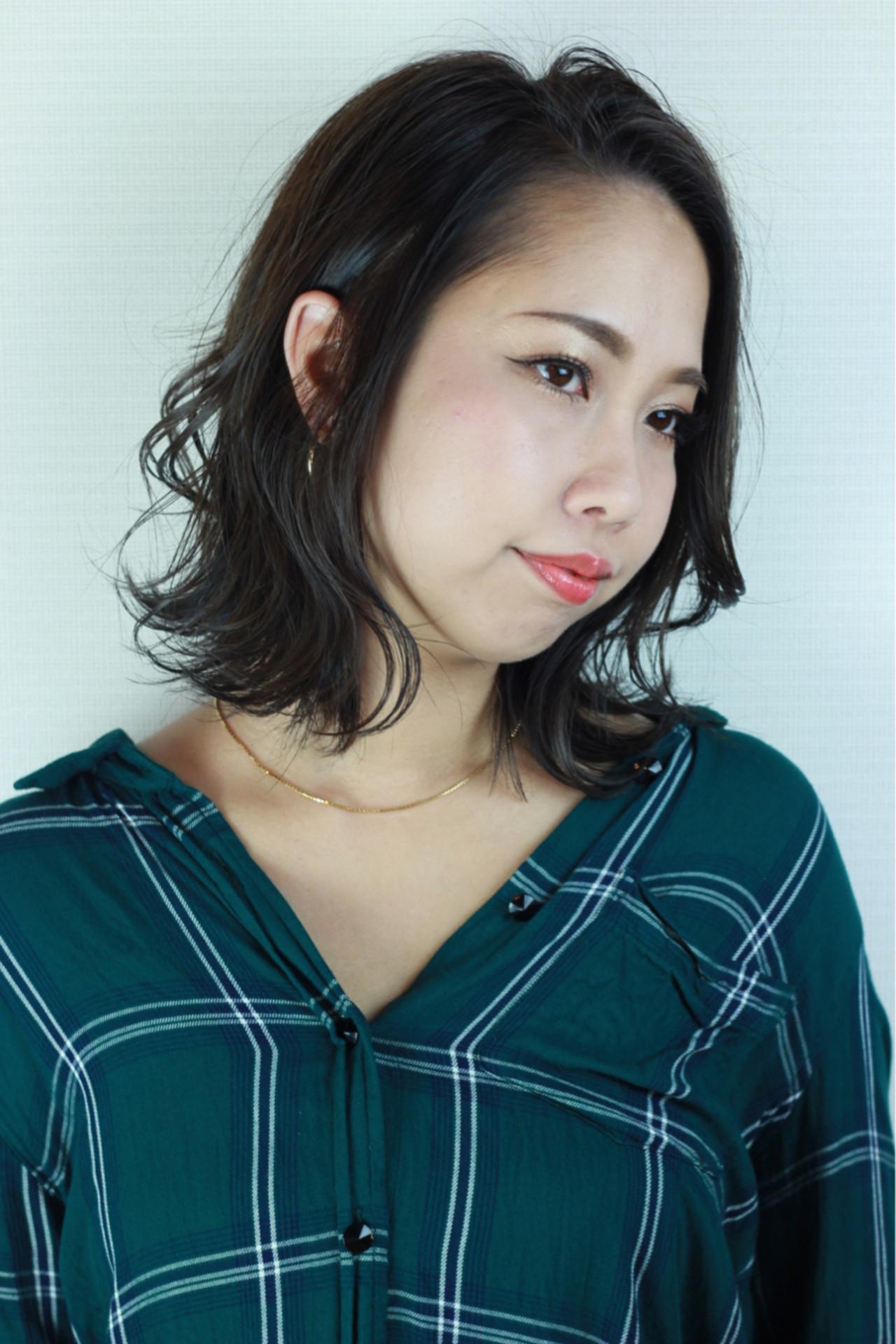 ウェーブ ゆるふわ 外国人風カラー デート ヘアスタイルや髪型の写真・画像