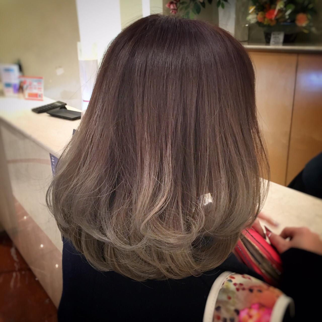 ボブ ヘアアレンジ ガーリー フェミニン ヘアスタイルや髪型の写真・画像
