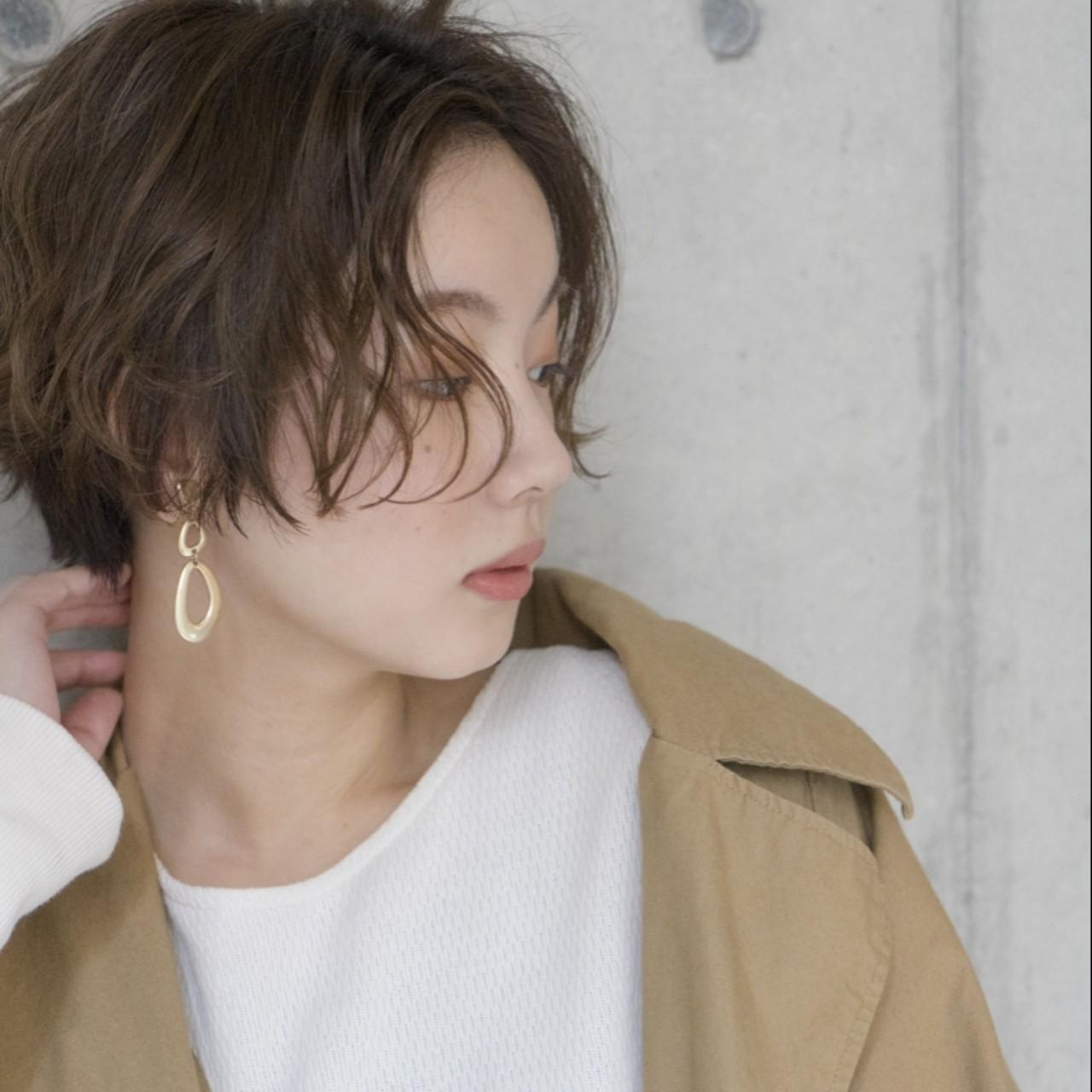 アンニュイ ゆるふわ ナチュラル 小顔 ヘアスタイルや髪型の写真・画像 | タカハシ アヤミ / trail by ROVER