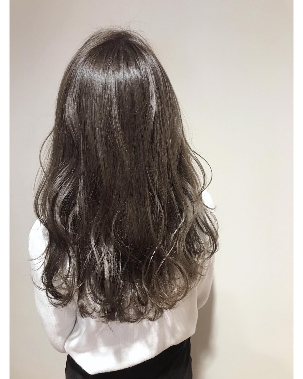 ハイトーン 外国人風 透明感 ナチュラル ヘアスタイルや髪型の写真・画像 | Lee innocence 宮本伸一(shin) / Lee innocence 西宮北口店
