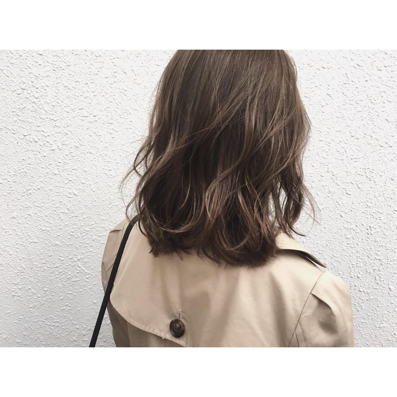 ウェットヘア ハイライト アッシュ ナチュラル ヘアスタイルや髪型の写真・画像   廣長 毅 / Lull/ vampdiva