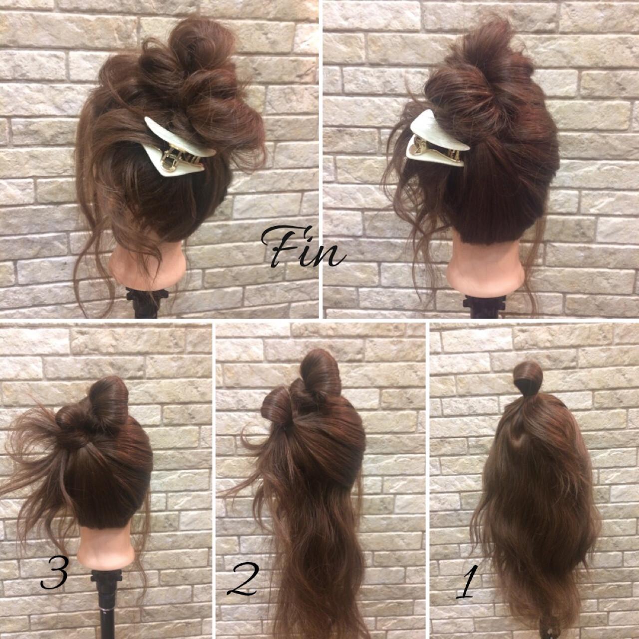 リラックス 大人女子 ミディアム ヘアアレンジ ヘアスタイルや髪型の写真・画像