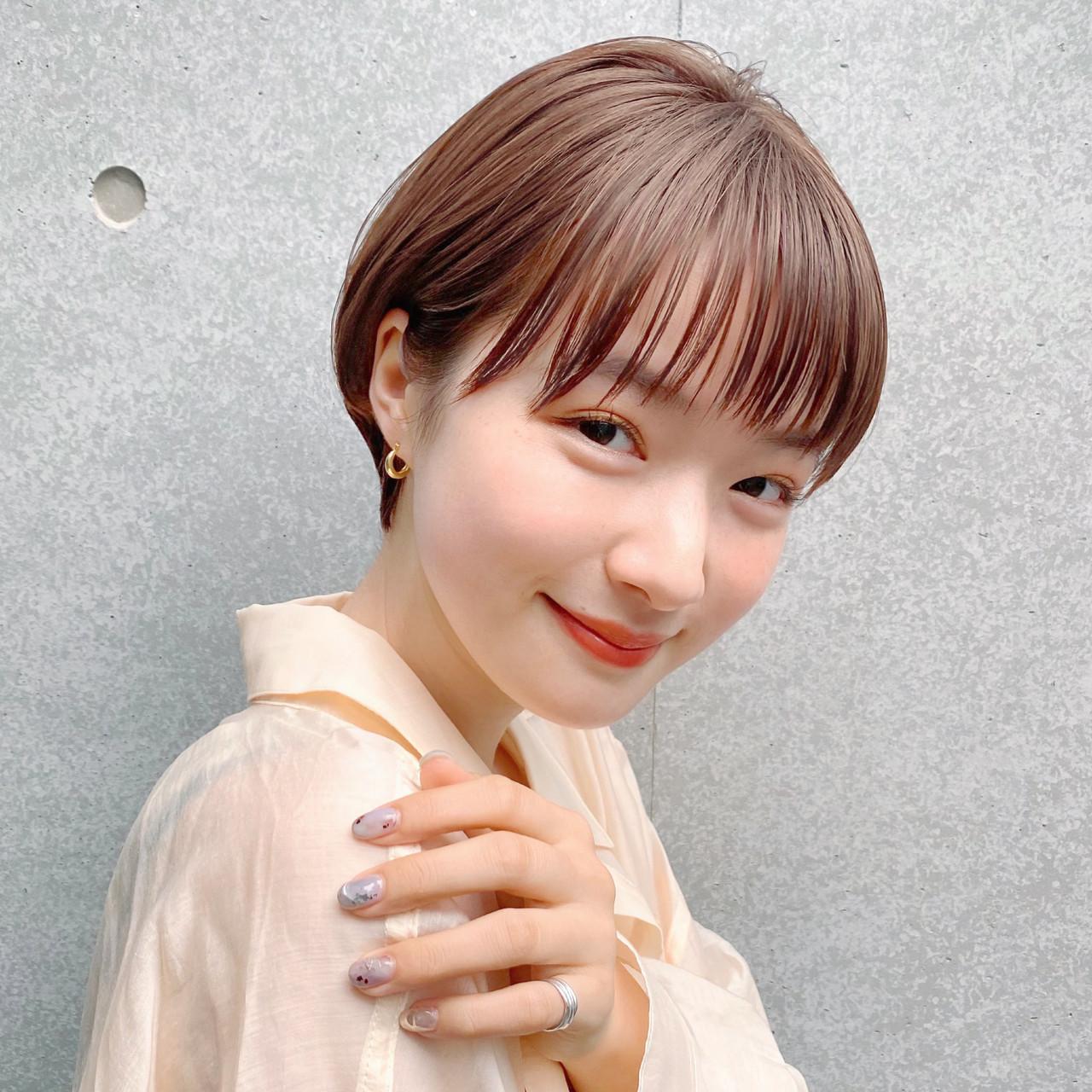 【レングス別】面長顔を小顔に見せる♡魔法のヘアスタイル10選