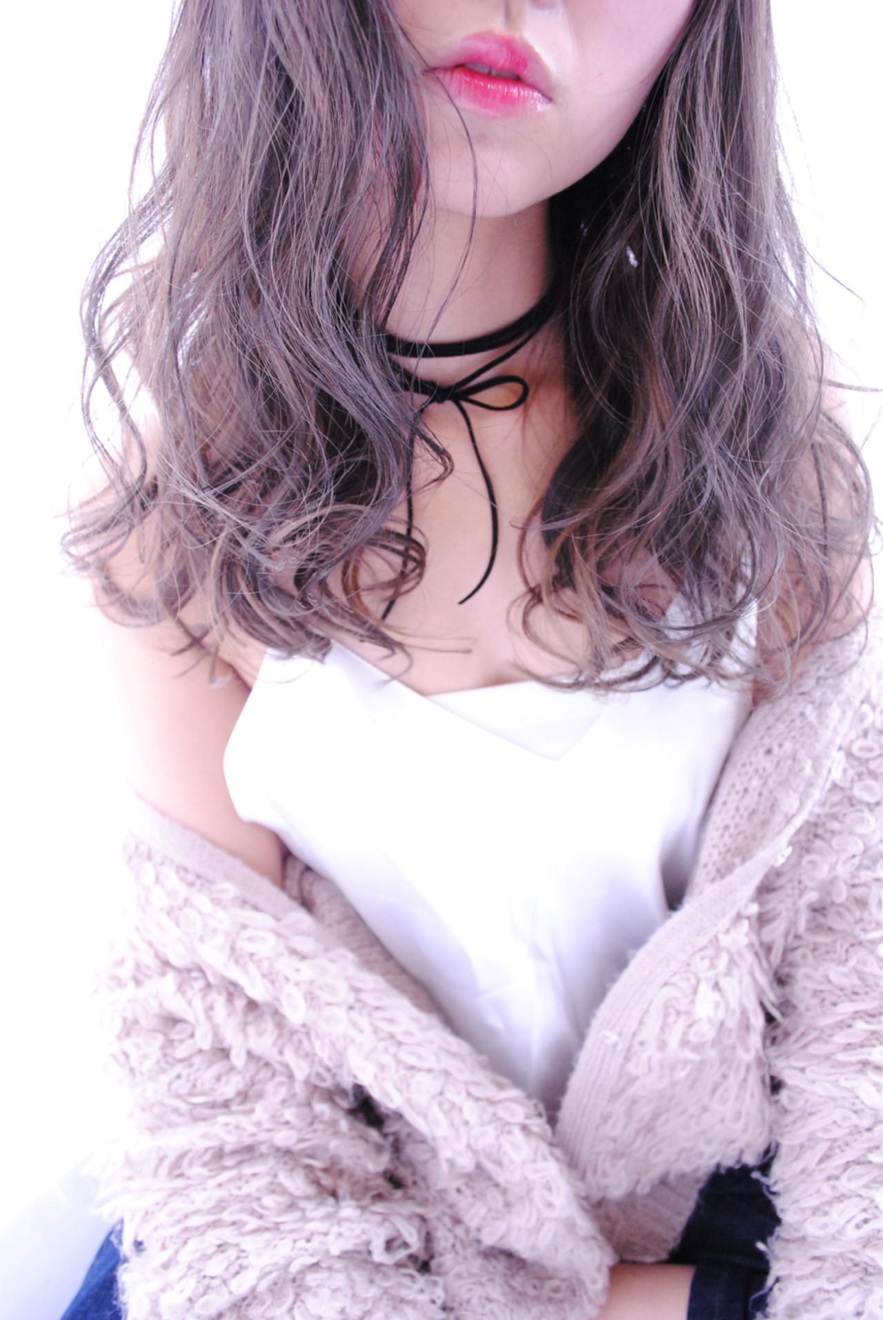 ガーリー ゆるふわ ロング 小顔 ヘアスタイルや髪型の写真・画像 | 野中 由貴 / owlhair