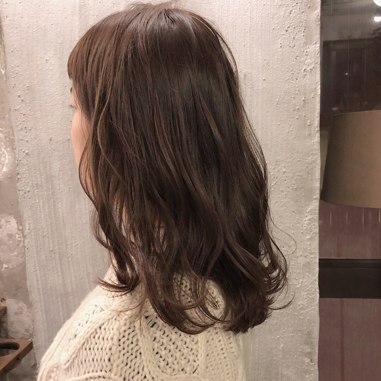 ナチュラル ヘアアレンジ アンニュイ オフィス ヘアスタイルや髪型の写真・画像
