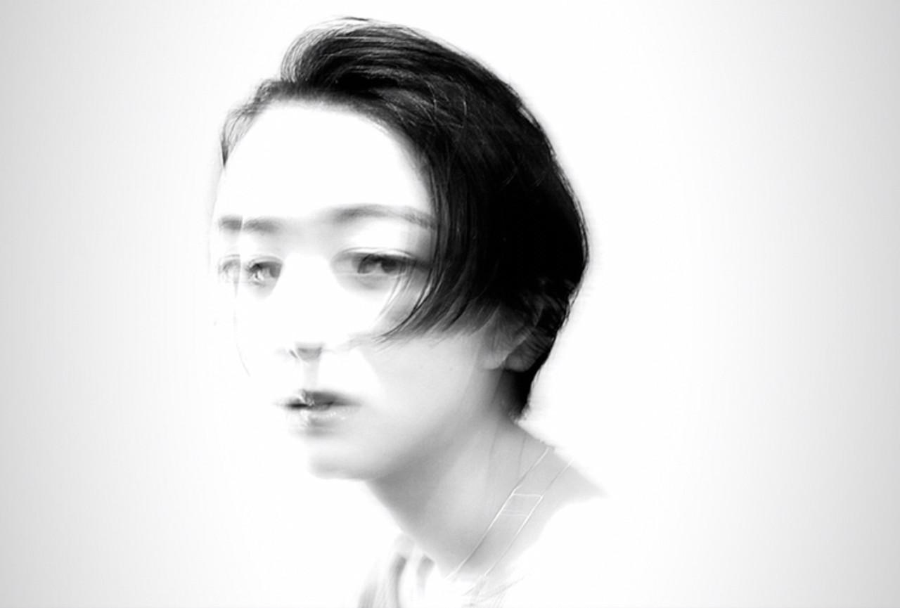 小顔 アンニュイほつれヘア パーマ ナチュラル ヘアスタイルや髪型の写真・画像 | 京都/片山 勇馬/ショート / snob
