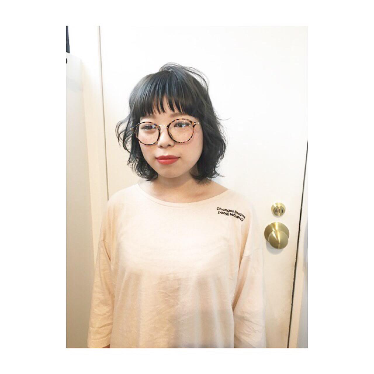プチウルフ × ダークグレージュ☆ スタッフ募集中♫