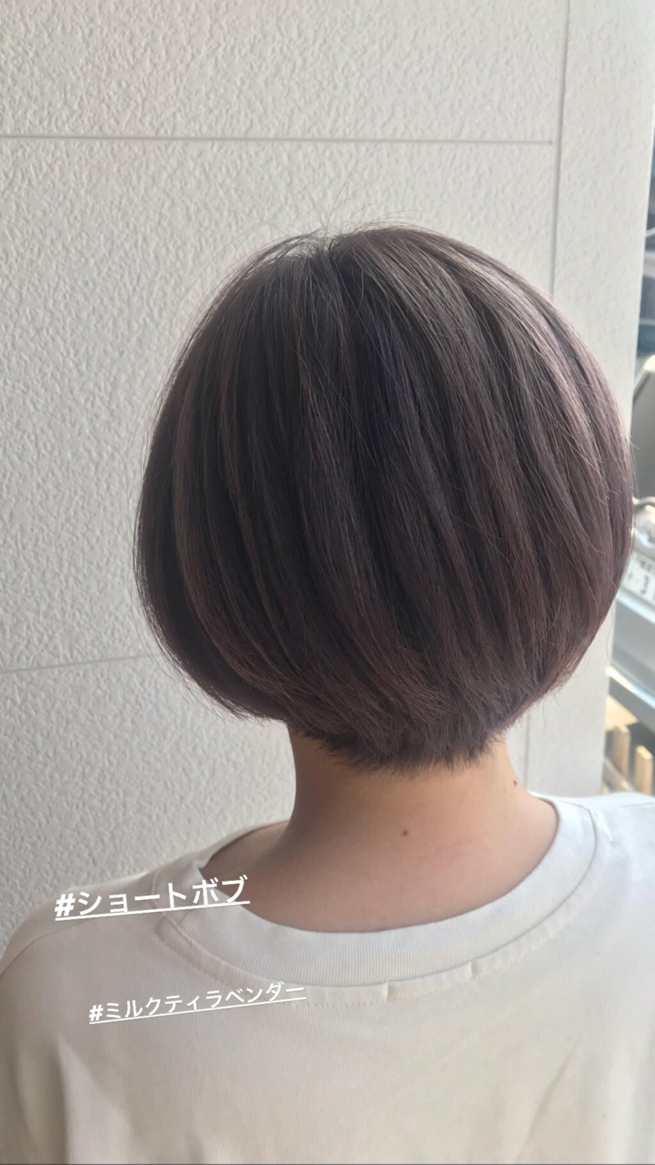 ミルクティーグレージュ ミルクティー 外国人風カラー ミルクティーグレー ヘアスタイルや髪型の写真・画像