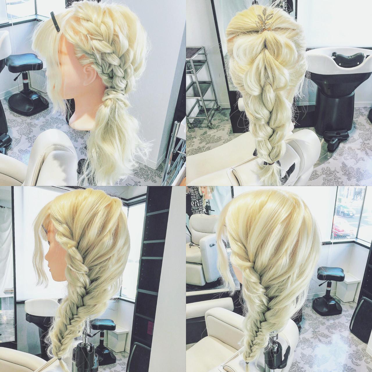まとめ髪 結婚式 ロング 簡単ヘアアレンジ ヘアスタイルや髪型の写真・画像