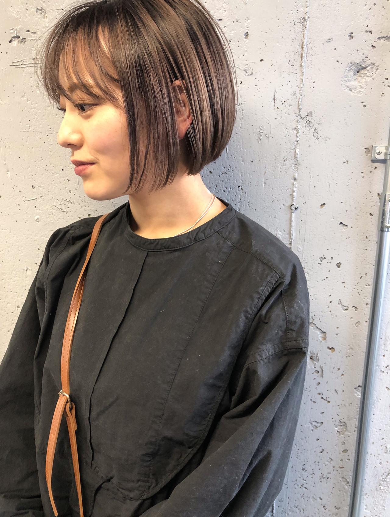 ベリーショート ショートボブ ナチュラル ショートヘア ヘアスタイルや髪型の写真・画像   山﨑 隆太/TALO / TALO