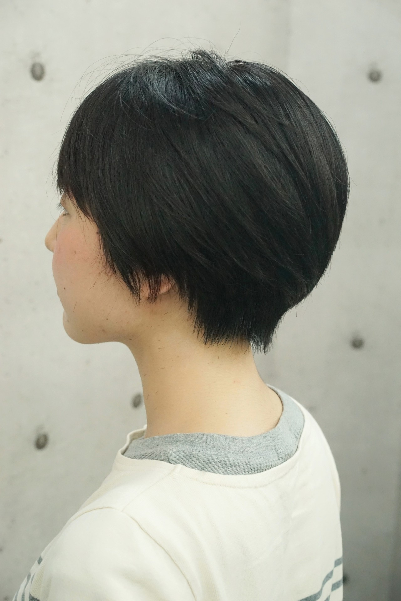 ショートボブ ショート 大人ヘアスタイル かっこいい ヘアスタイルや髪型の写真・画像