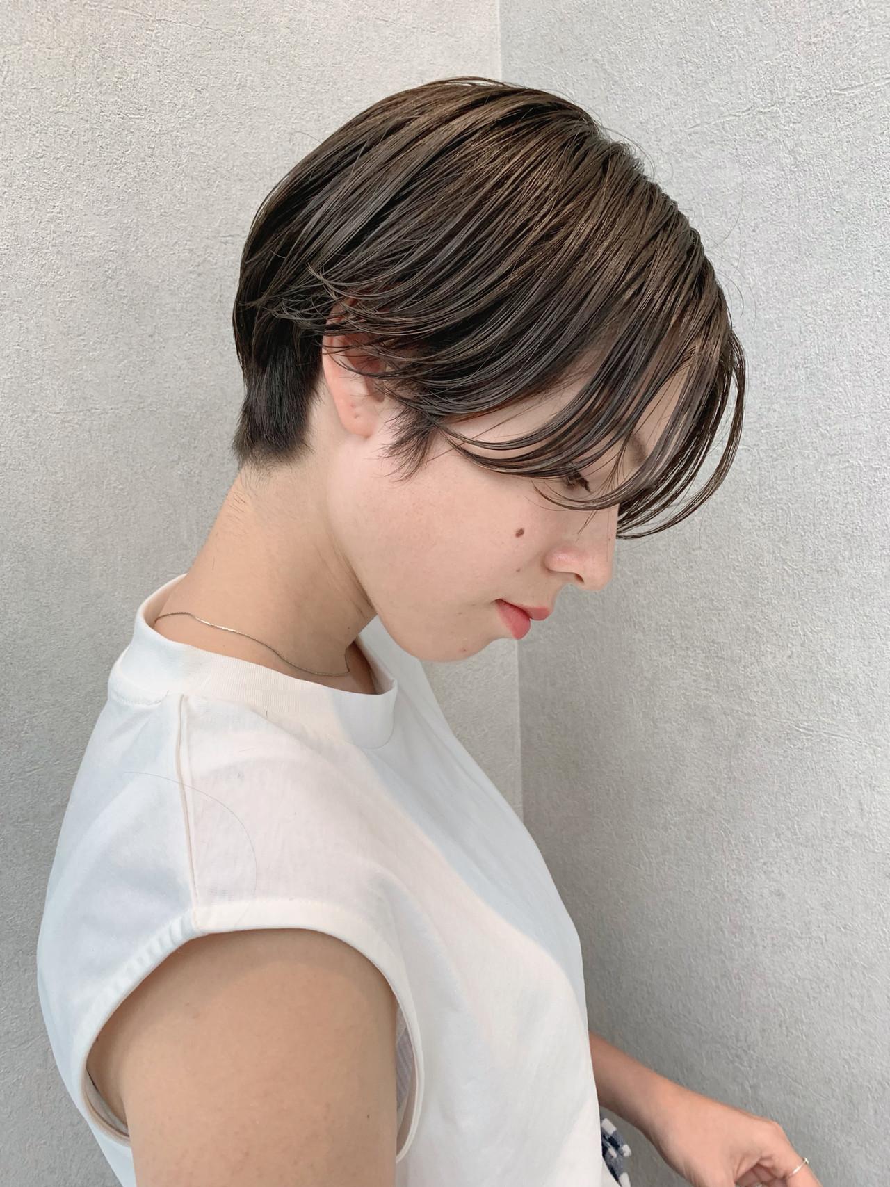 大人女子 オフィス フェミニン デート ヘアスタイルや髪型の写真・画像   石田浩之 / lano by hair
