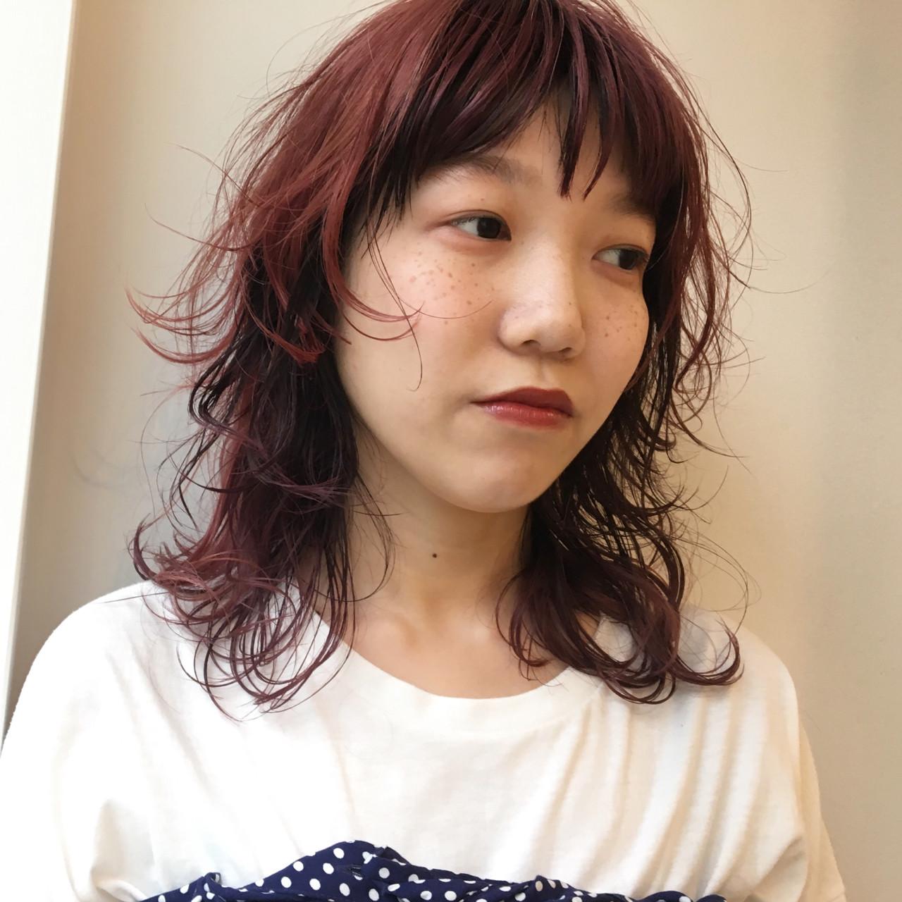 スポーツ ミディアム 簡単ヘアアレンジ アウトドア ヘアスタイルや髪型の写真・画像