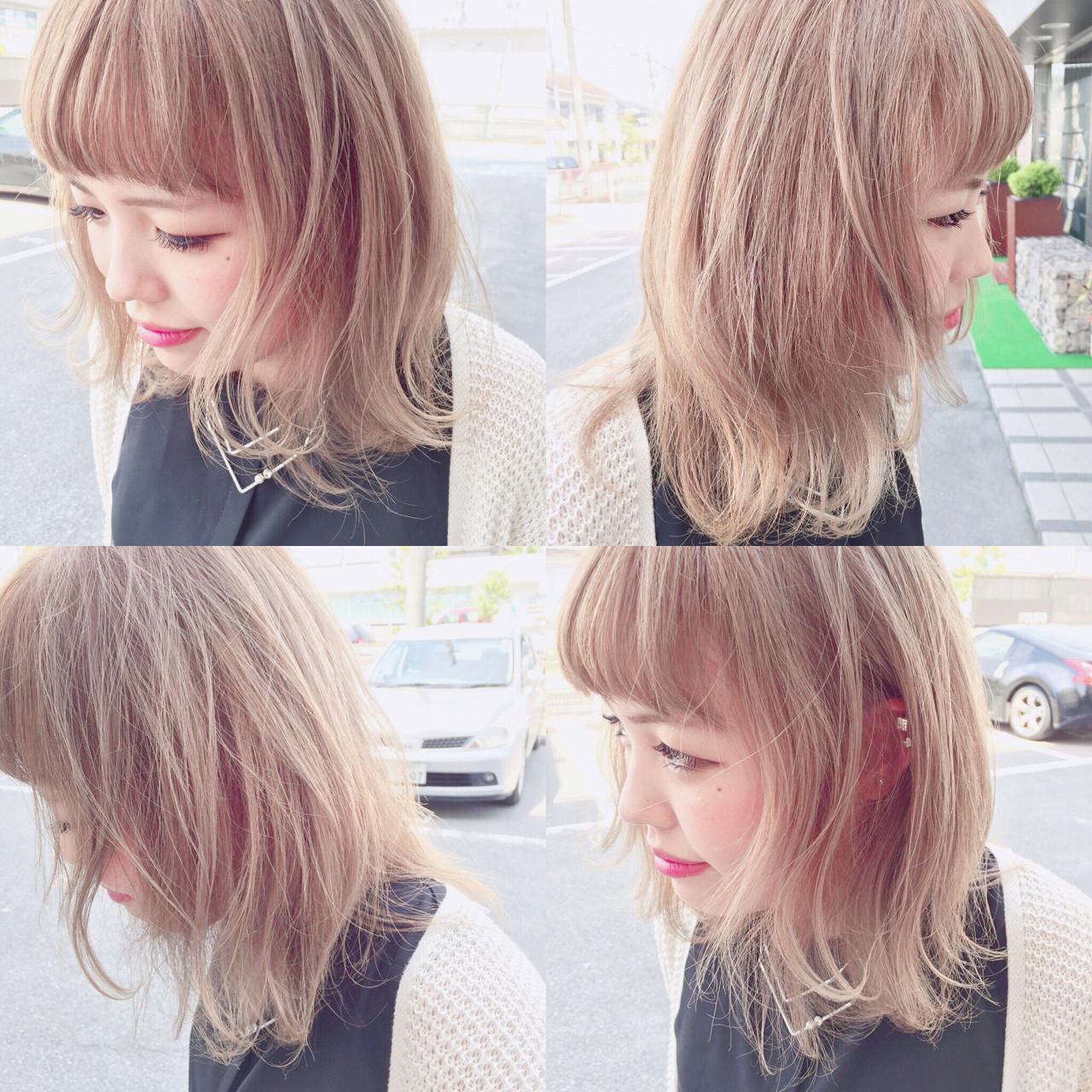 外国人風 前髪あり ピュア ストリート ヘアスタイルや髪型の写真・画像   原木翔太 / lufun hair design  ルファン