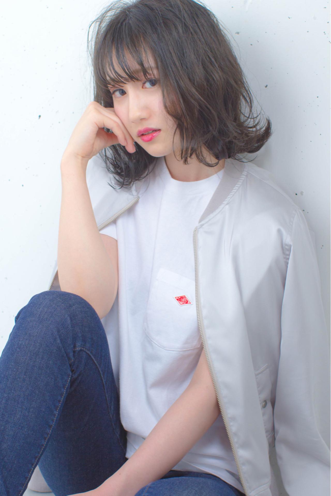 黒髪より魅力的。透明感のある「暗髪美人」をつくる方法  長谷川 聖太